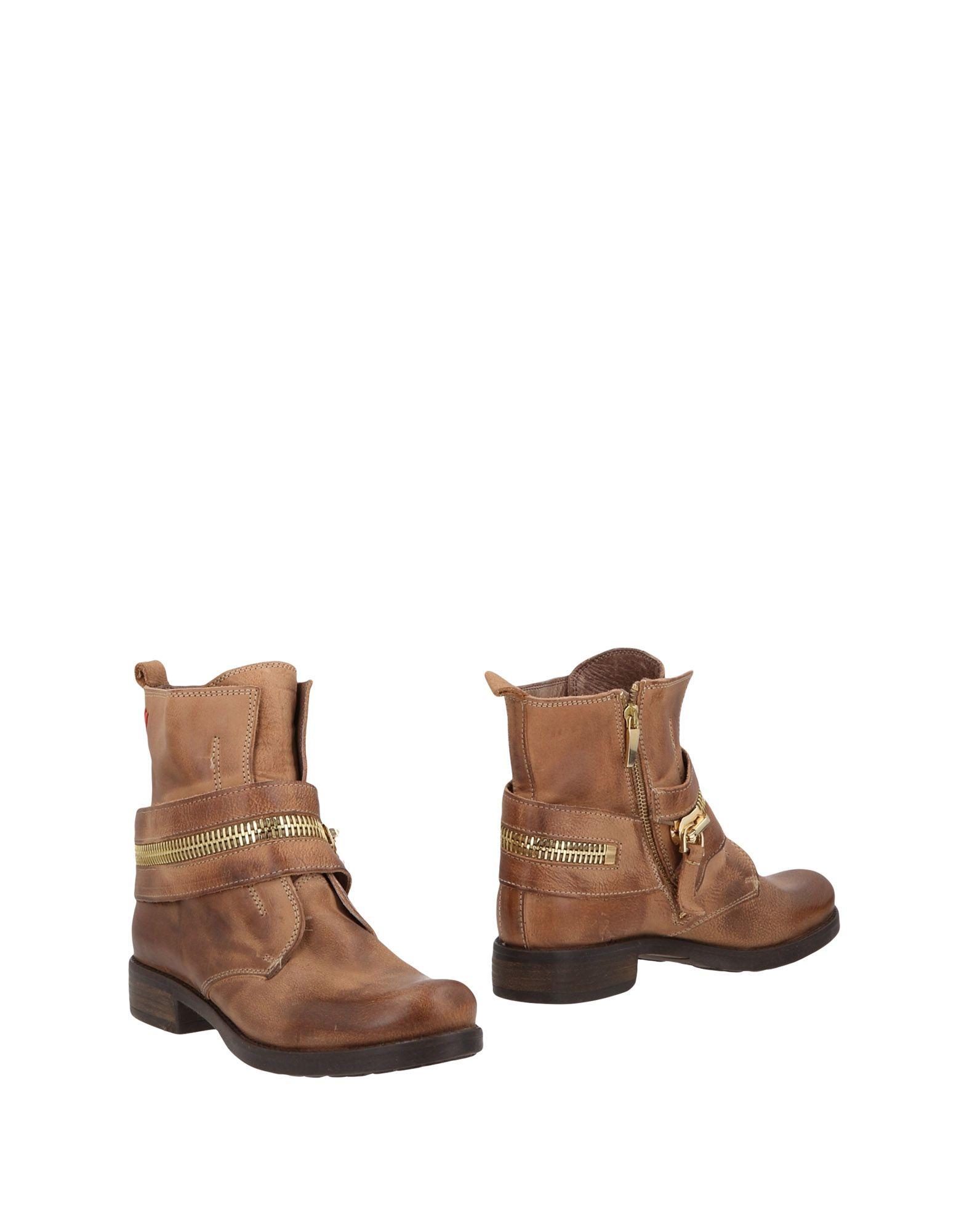 Manila Grace Denim Damen Stiefelette Damen Denim  11024197HU Neue Schuhe 692ca5