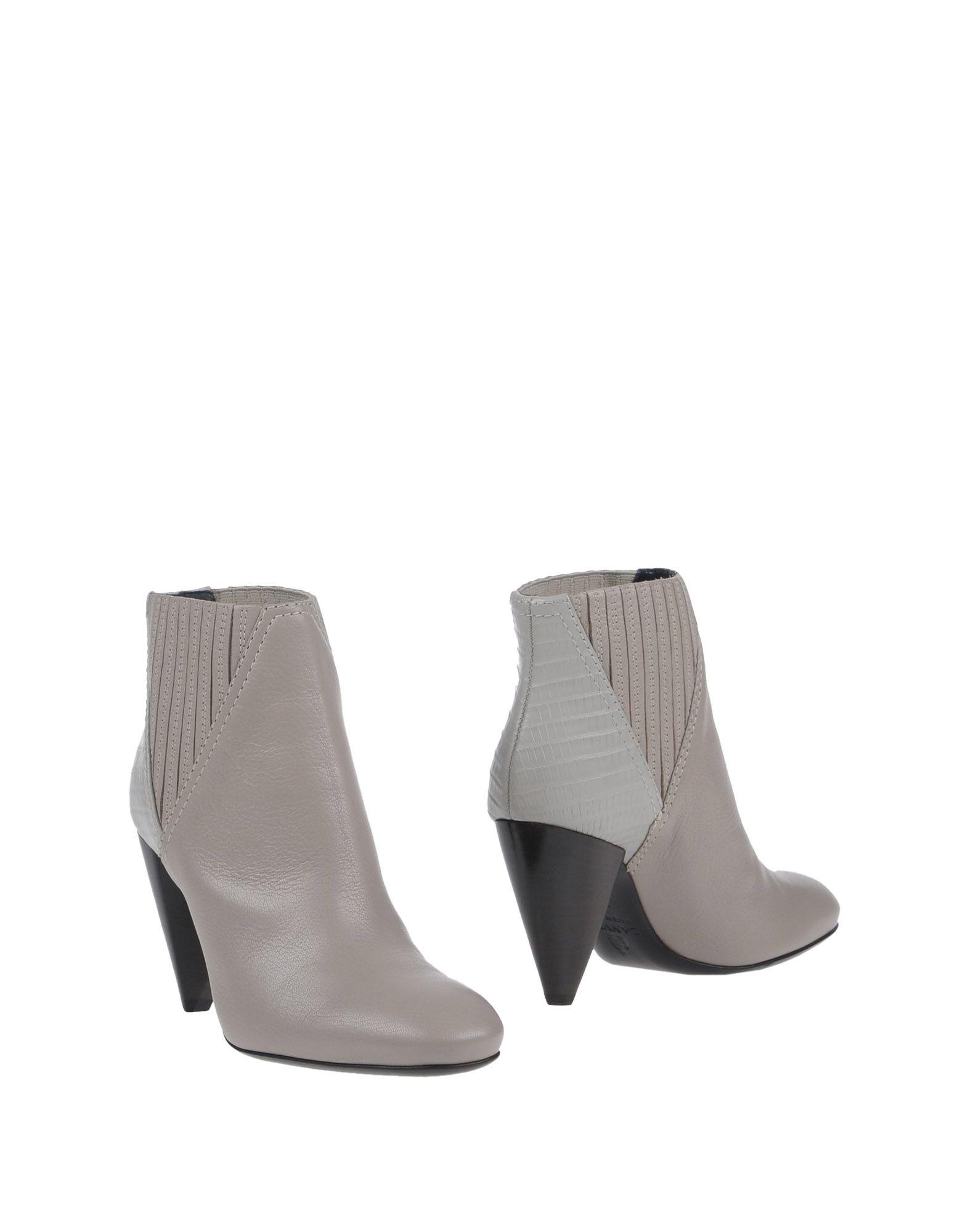 Haltbare Mode billige Schuhe Lanvin Stiefelette Damen  11024388KS Heiße Schuhe