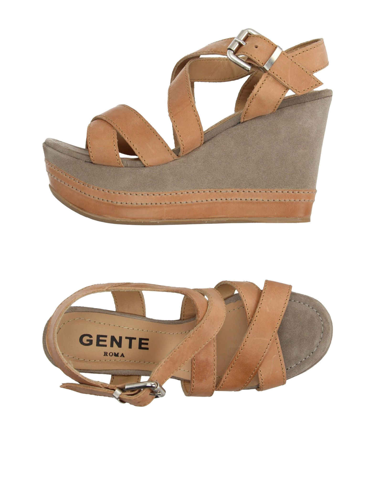 Sandales Gente Roma Femme - Sandales Gente Roma sur