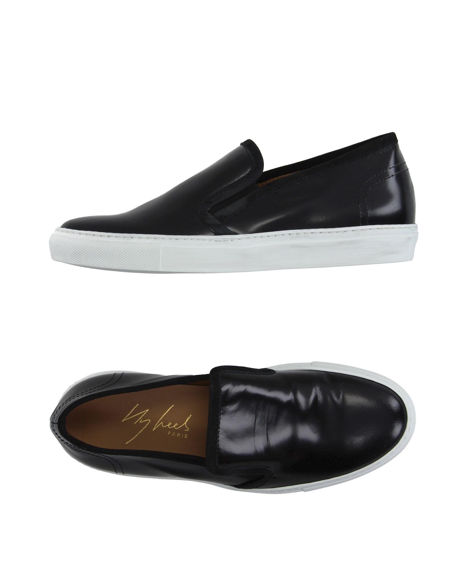 Baskets My Heels Femme - Baskets My Heels Noir Nouvelles chaussures pour hommes et femmes, remise limitée dans le temps