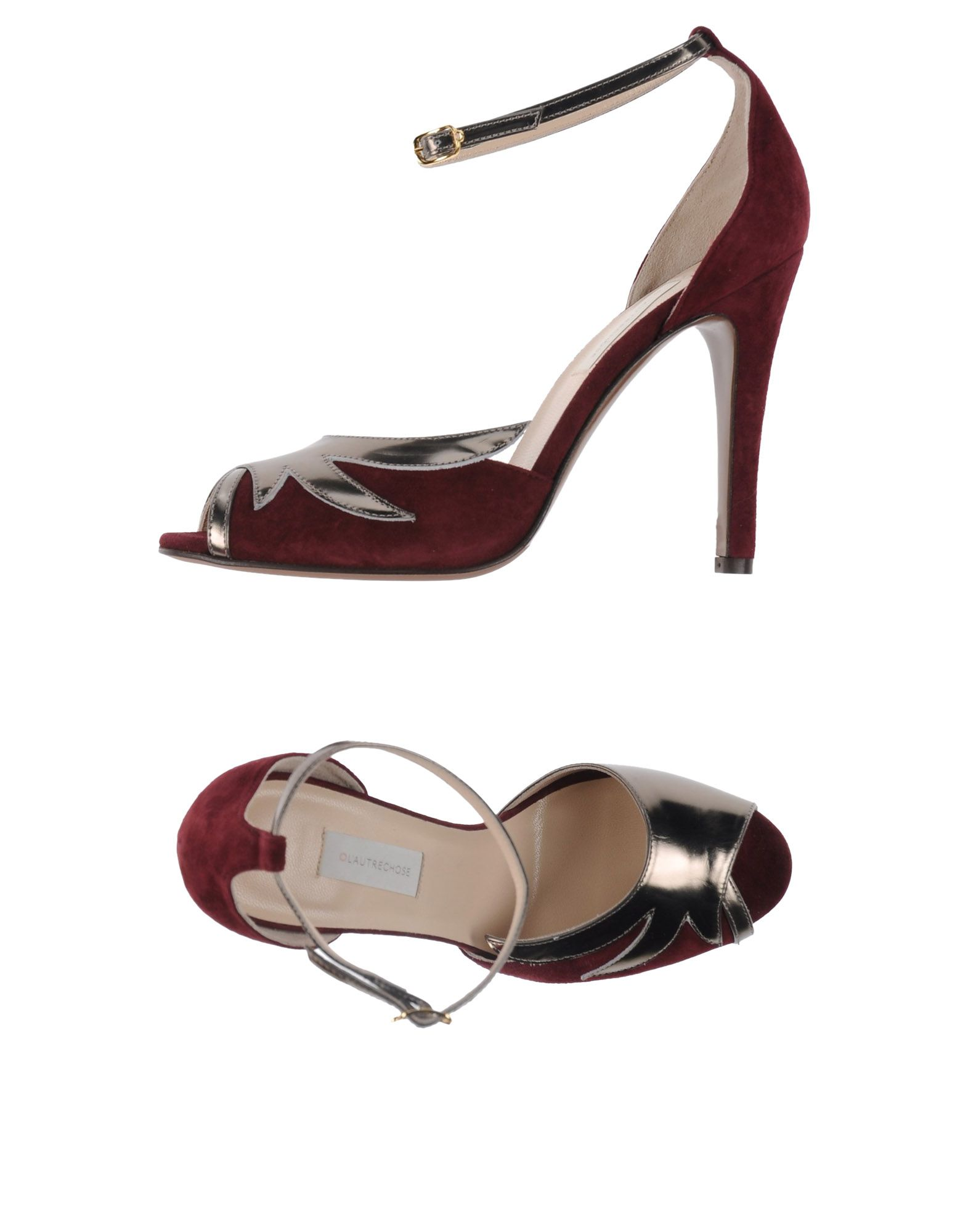L' Autre Chose Sandalen Damen Neue  11024758HO Neue Damen Schuhe b00a25