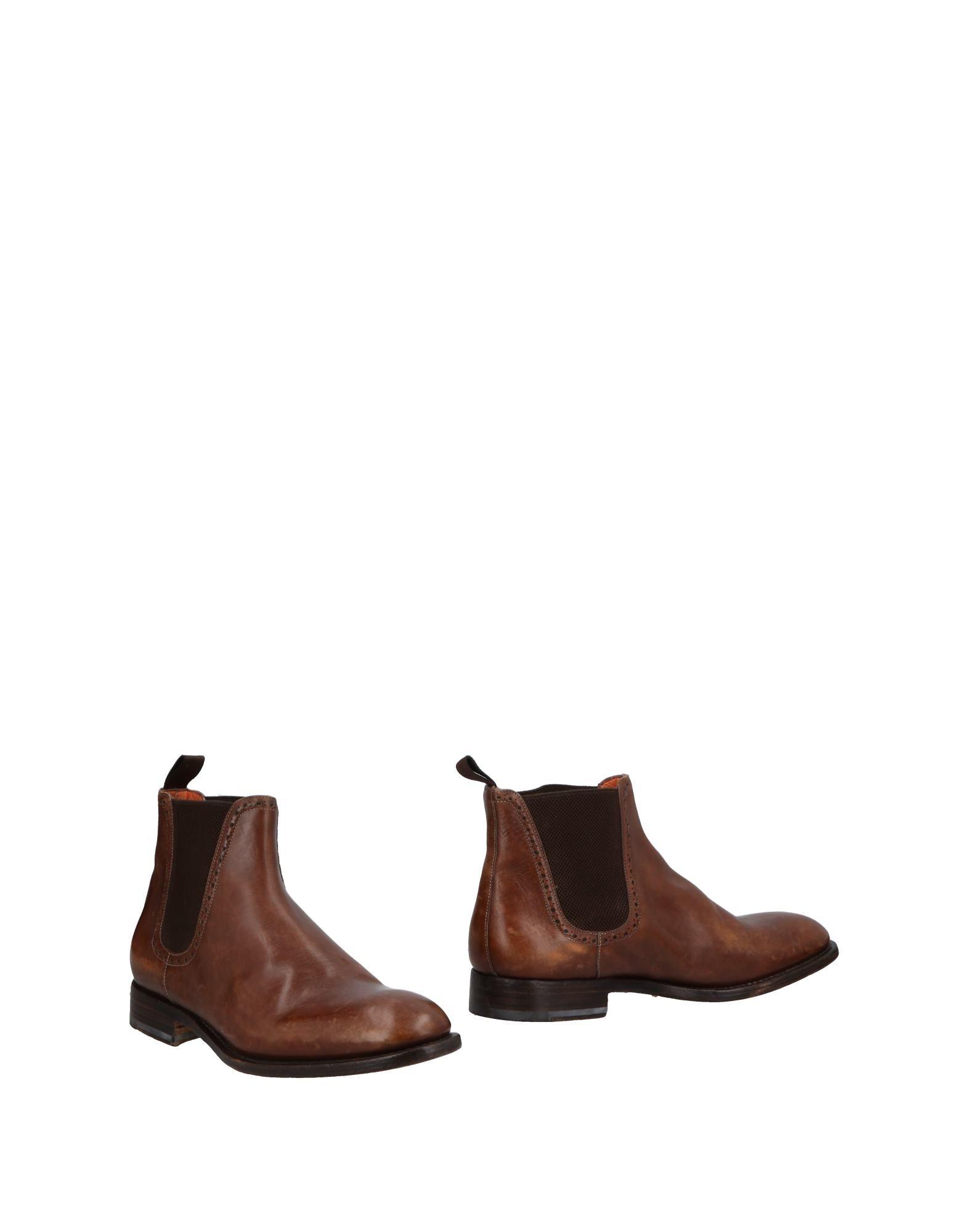Santoni Stiefelette Herren  11024868JT Gute Qualität beliebte Schuhe