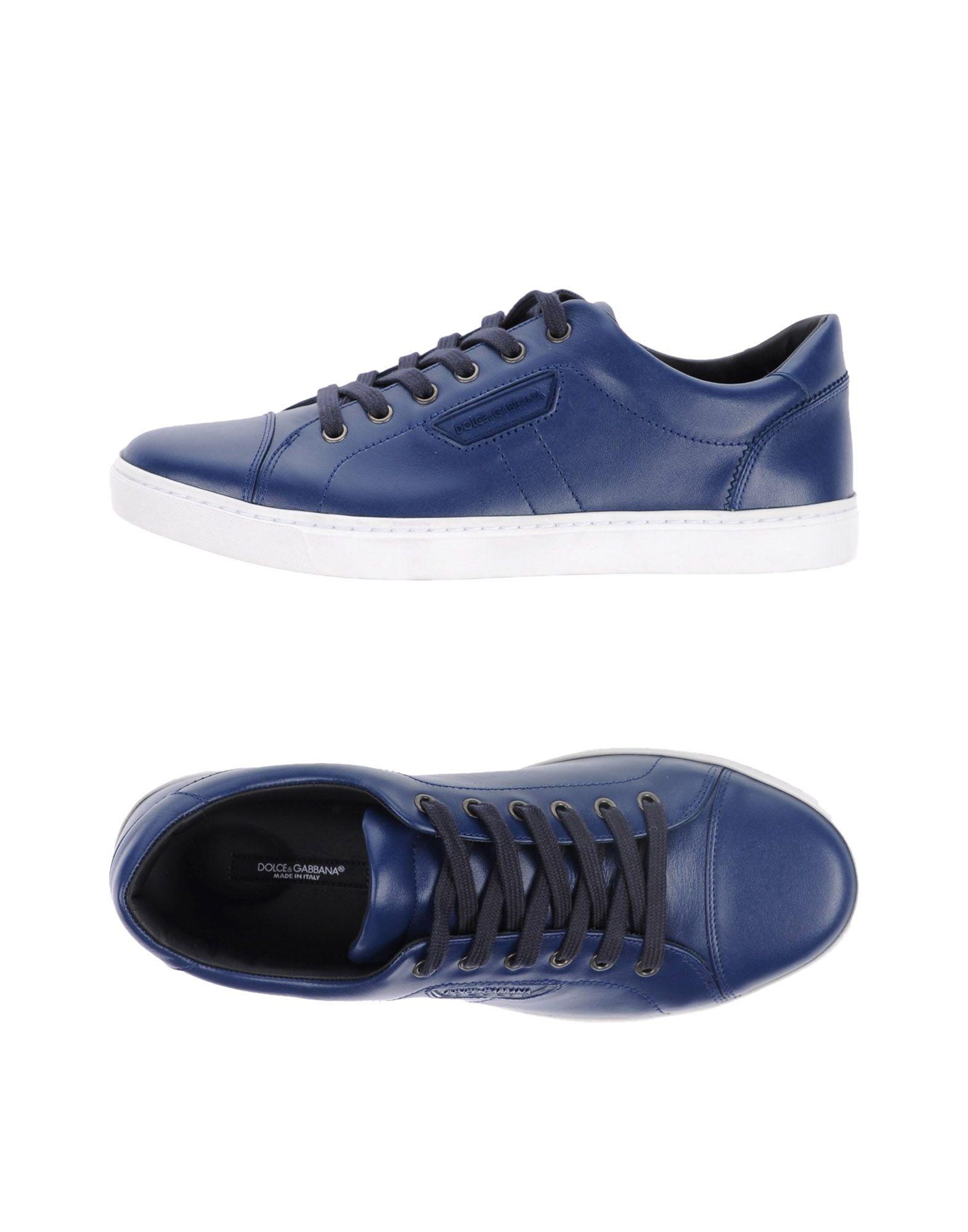 db378edafbf0f Dolce   Gabbana Sneakers - Men Dolce   Gabbana Sneakers online on YOOX  United Kingdom - 11027650IM