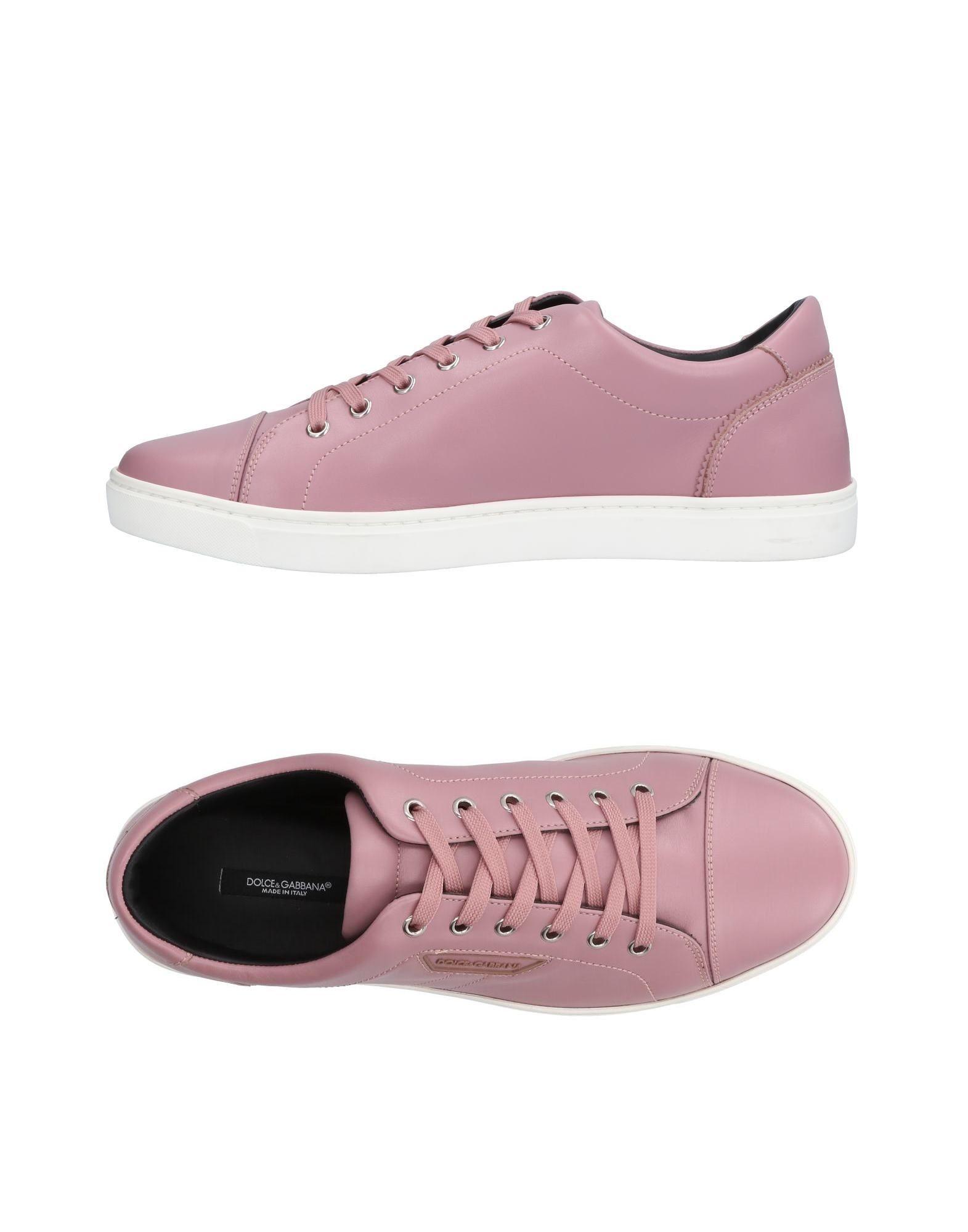 Dolce & Gabbana Sneakers Herren  11027650UU Neue Schuhe