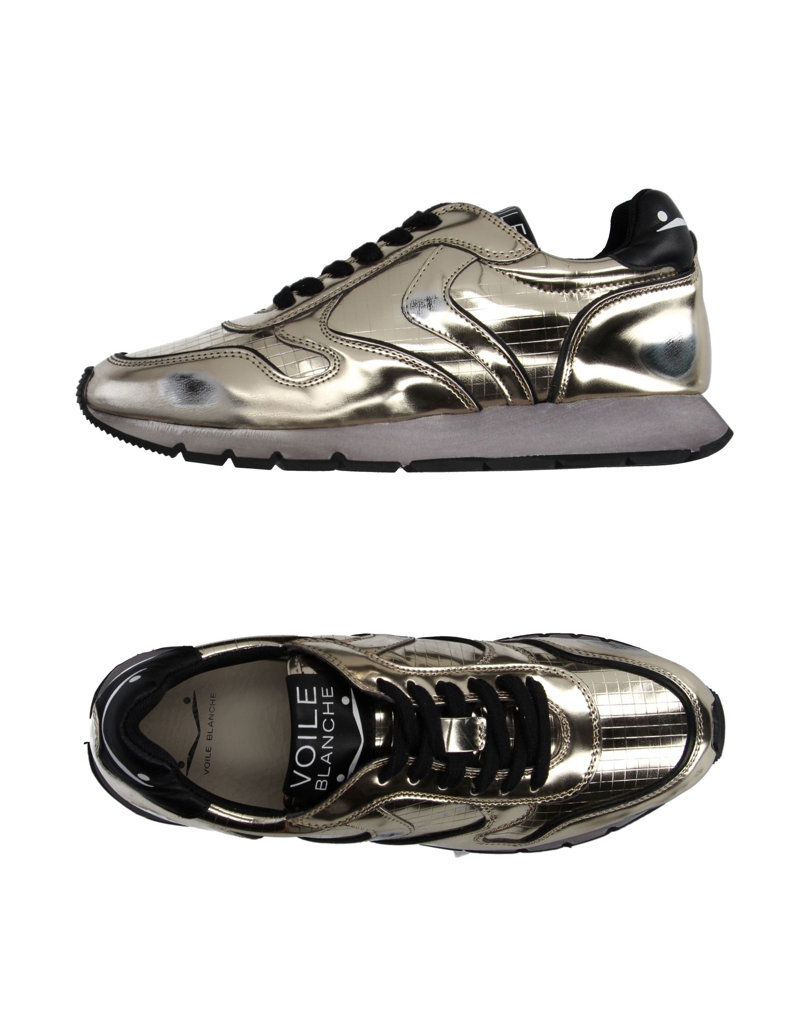Voile 11027798JL Blanche Sneakers Damen  11027798JL Voile Neue Schuhe 082f40