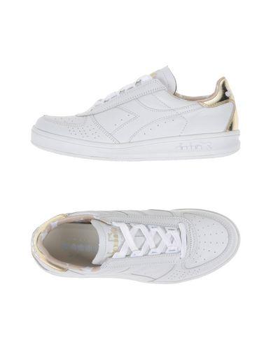 Zapatos Diadora cómodos y versátiles Zapatillas Diadora Zapatos Heritage B.Elite W Liquid - Mujer - Zapatillas Diadora Heritage - 11029172SA Blanco cbdc4b