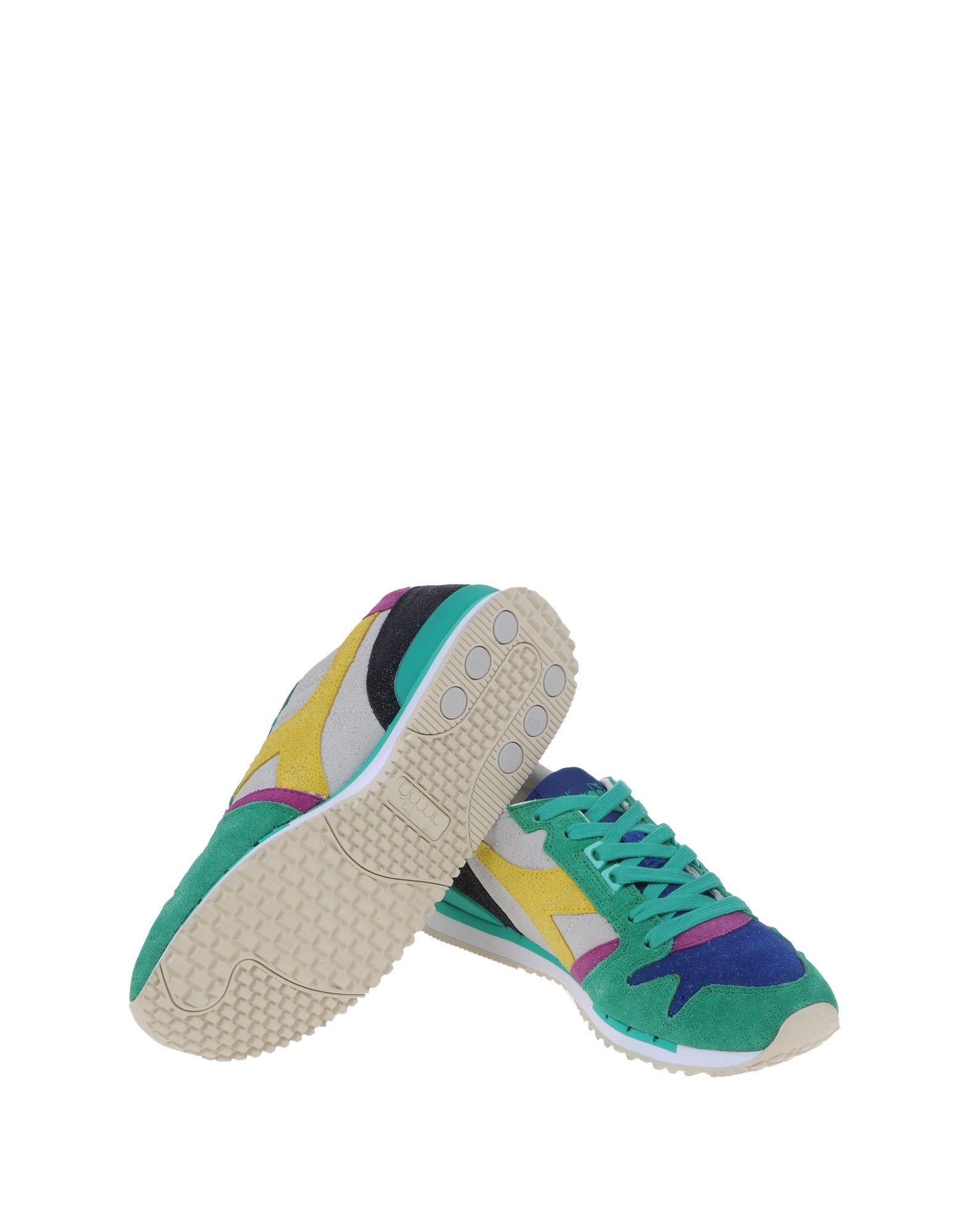 Sneakers Diadora Heritage Exodus W Multicolor Glitter - Femme - Sneakers Diadora Heritage sur