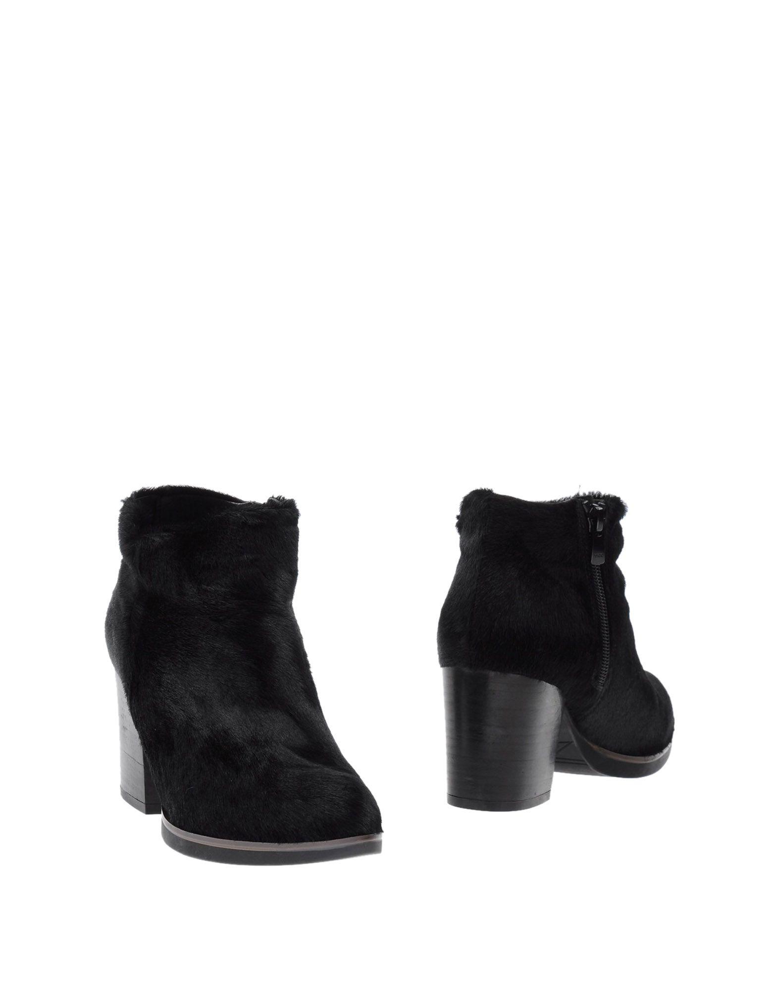Stilvolle billige Schuhe Espadrilles Stiefelette Damen  11029623GL