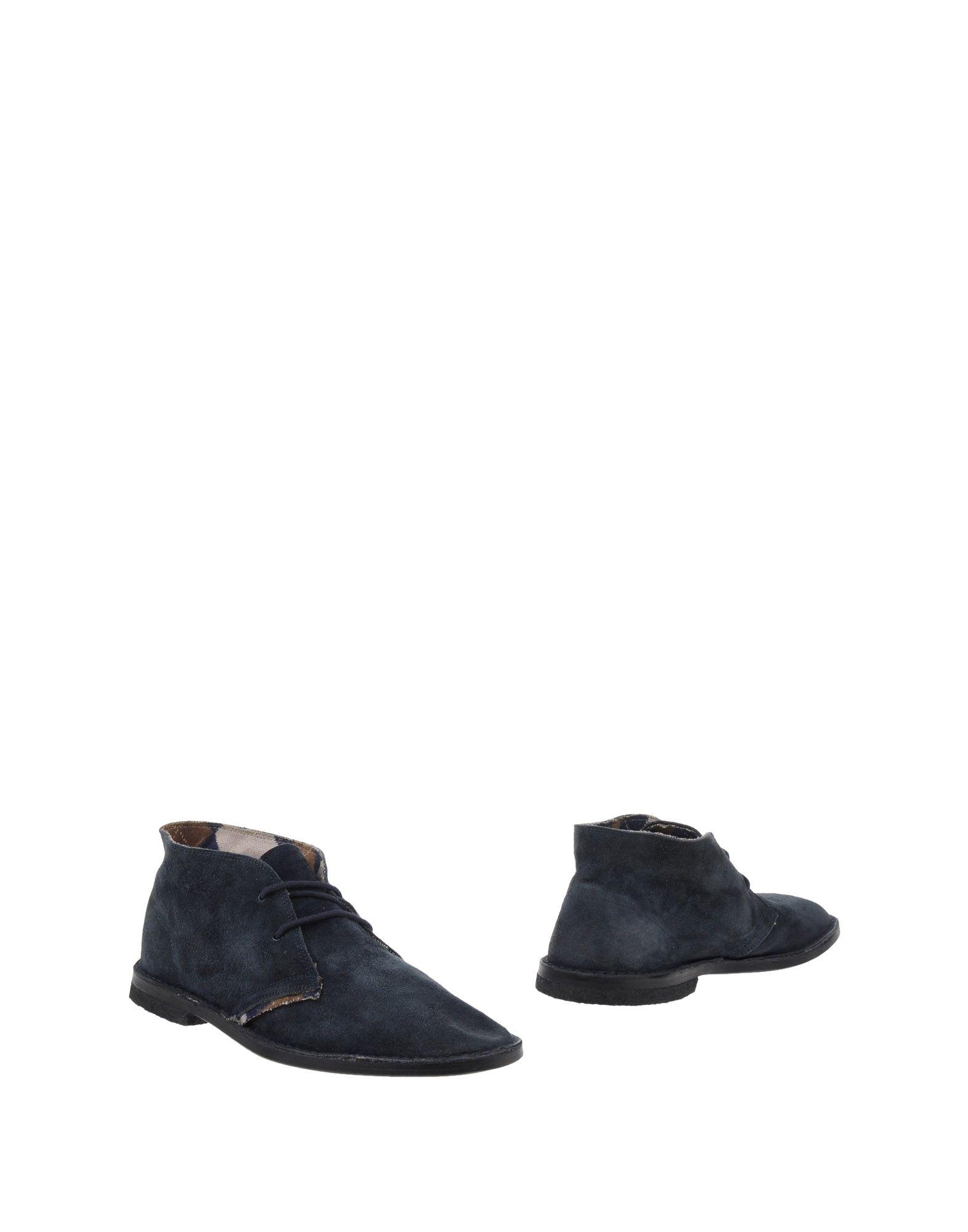 Rabatt echte Schuhe Le Crown Stiefelette Herren  11029631GM