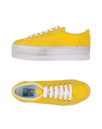 JC PLAY BY JEFFREY CAMPBELL Sneakers in Yellow