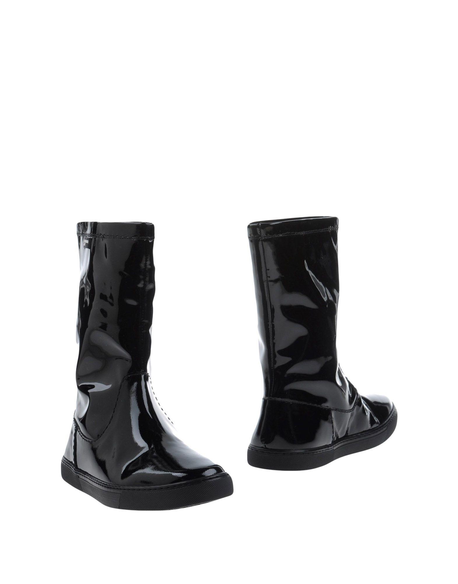 Jil Sander Navy Stiefelette Damen  11031070HAGut aussehende strapazierfähige Schuhe