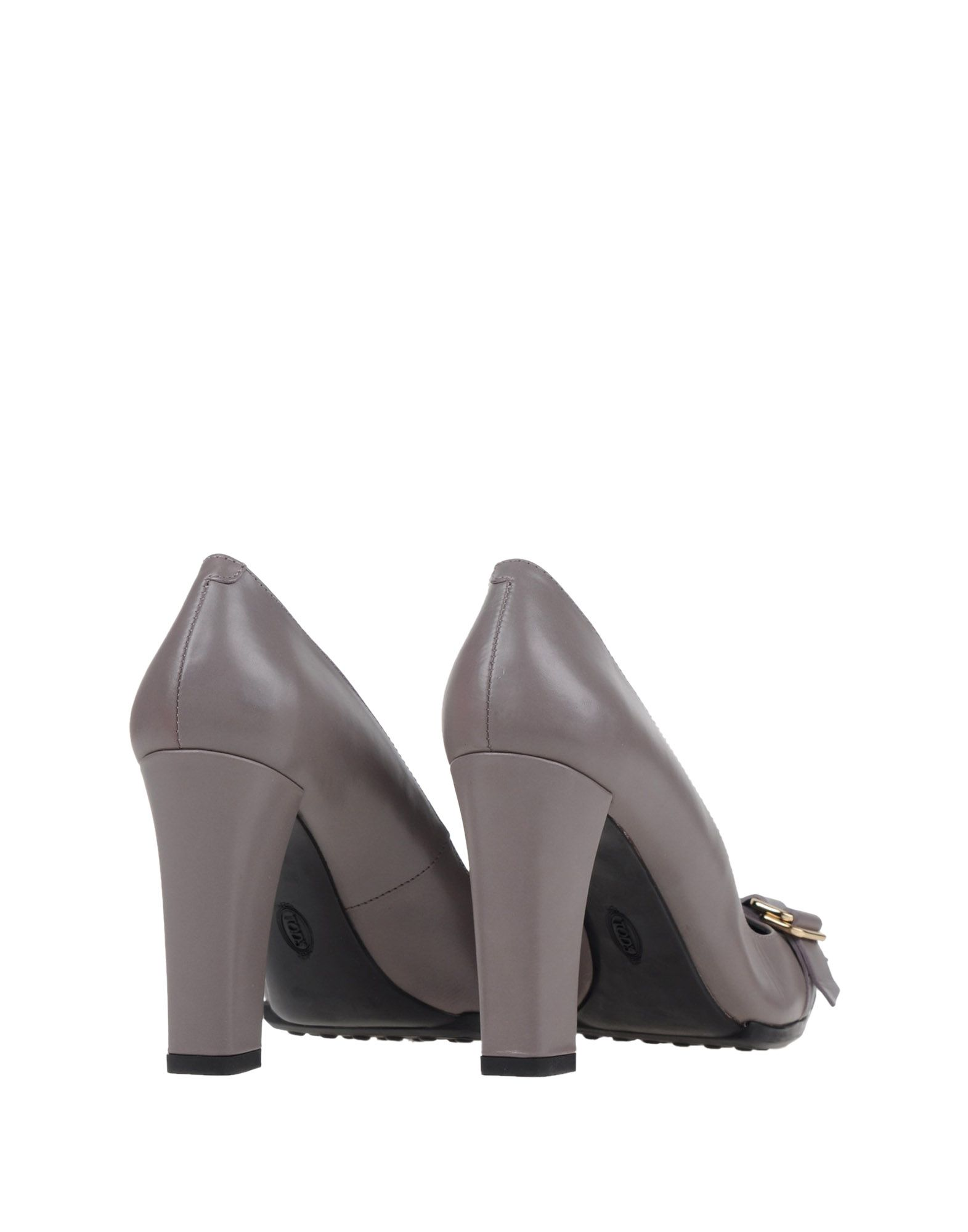 Tod's Pumps Damen aussehende  11031229RNGut aussehende Damen strapazierfähige Schuhe be651d