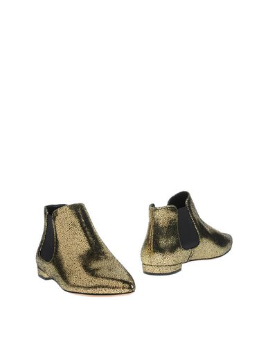 SEMILLA Ankle Boot in Gold