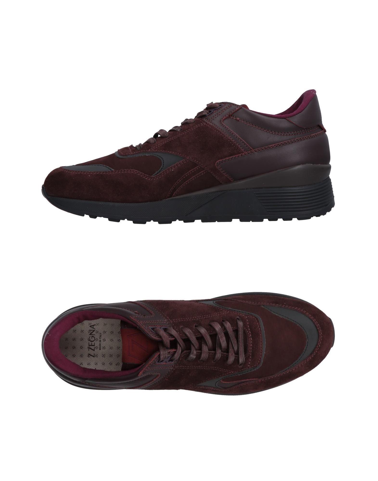 Zzegna Sneakers Herren  11031846LM Gute Qualität beliebte Schuhe