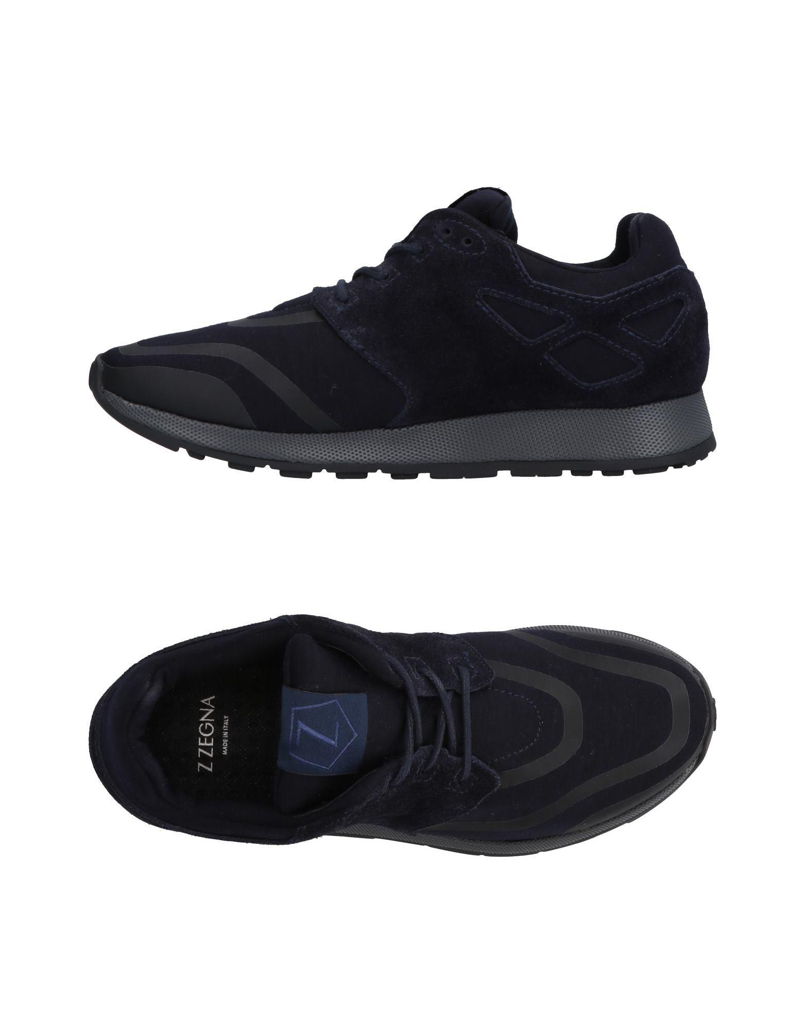 Scarpe economiche e resistenti Sneakers Zzegna Uomo - 11032140GV