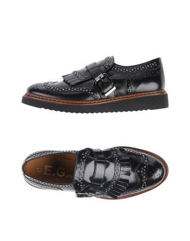 Zapatos de mujer baratos zapatos de mujer Mocasín E.G.J. E.G.J. Mujer - Mocasines E.G.J. Mocasín - 11032311JF Negro b3ac39