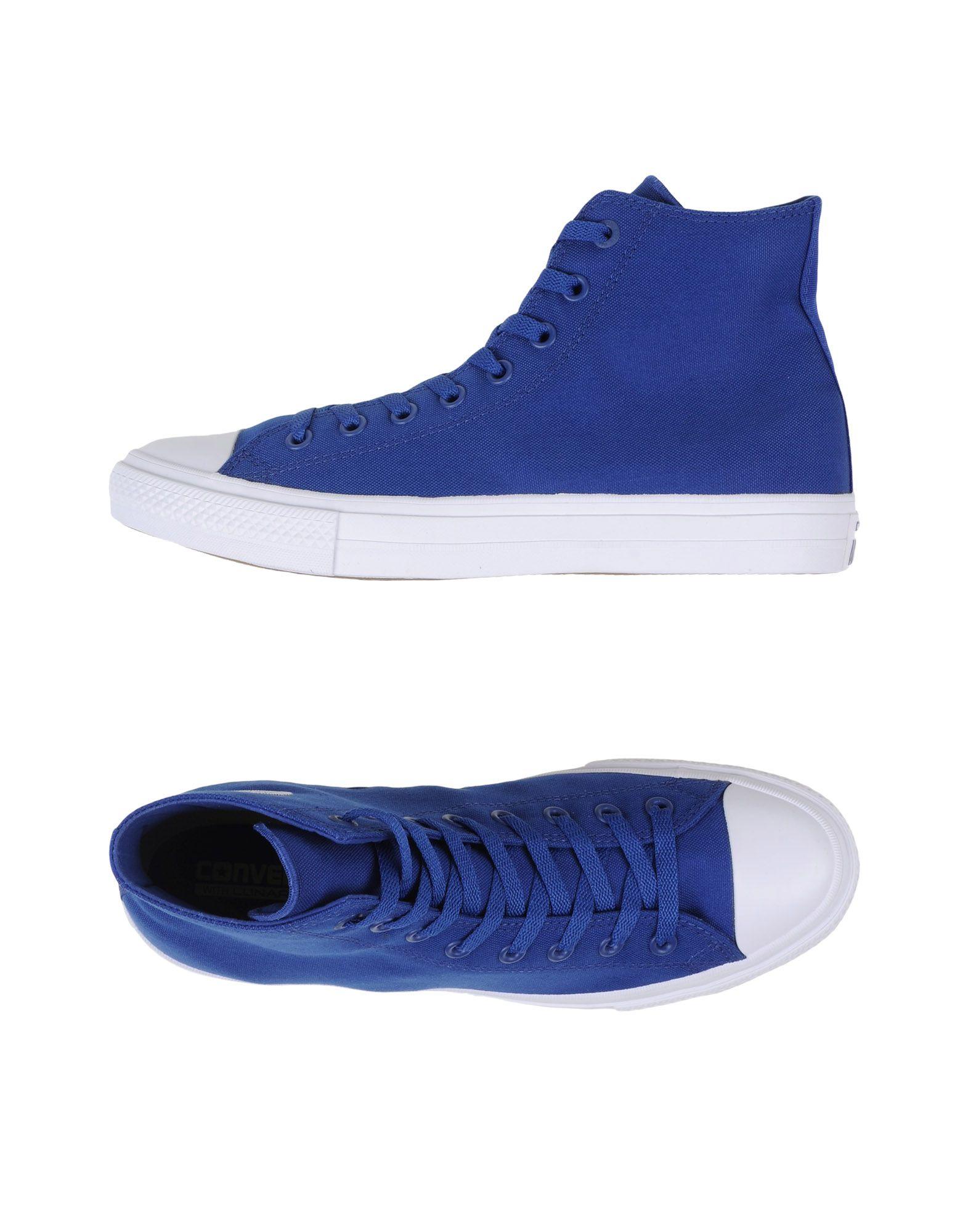 Sneakers Converse All Star Ct As Ii Hi Tencel Canvas - Homme - Sneakers Converse All Star sur