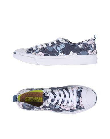 451ed51592587a Converse Jack Purcell Jp Ltt Ox Canvas Print - Sneakers - Women Converse  Jack Purcell Sneakers online on YOOX Netherlands - 11033698