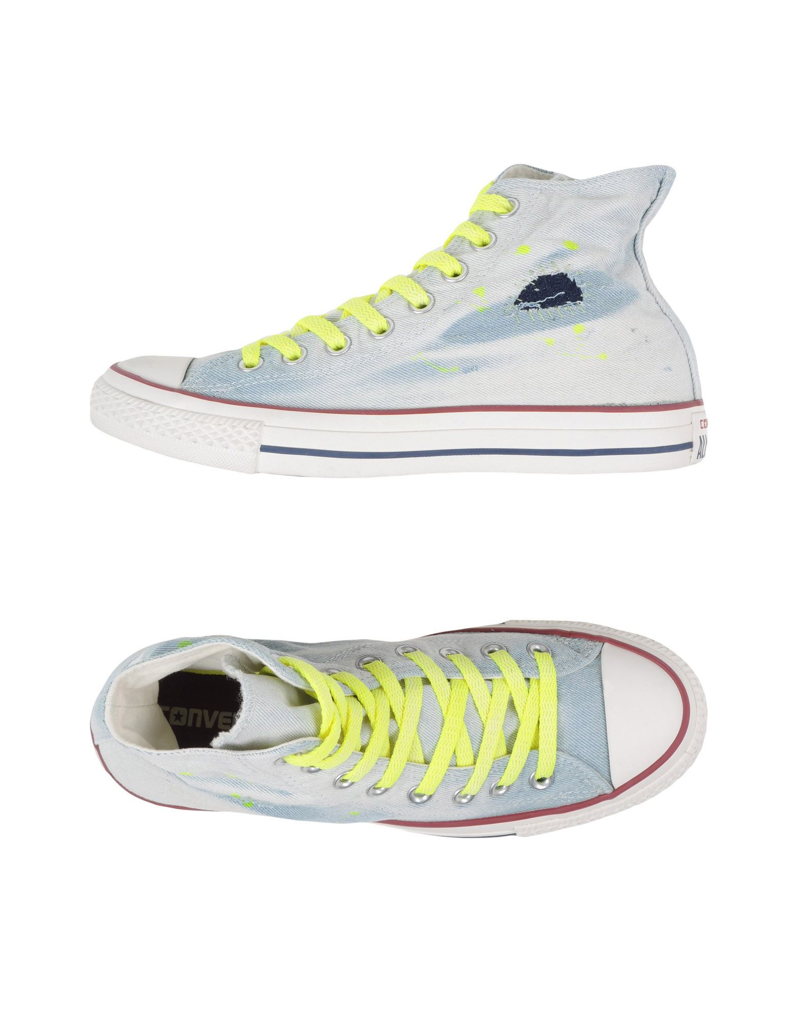 Sneakers Converse Limited Edition All Star Hi Denim Ltd - Femme - Sneakers Converse Limited Edition sur