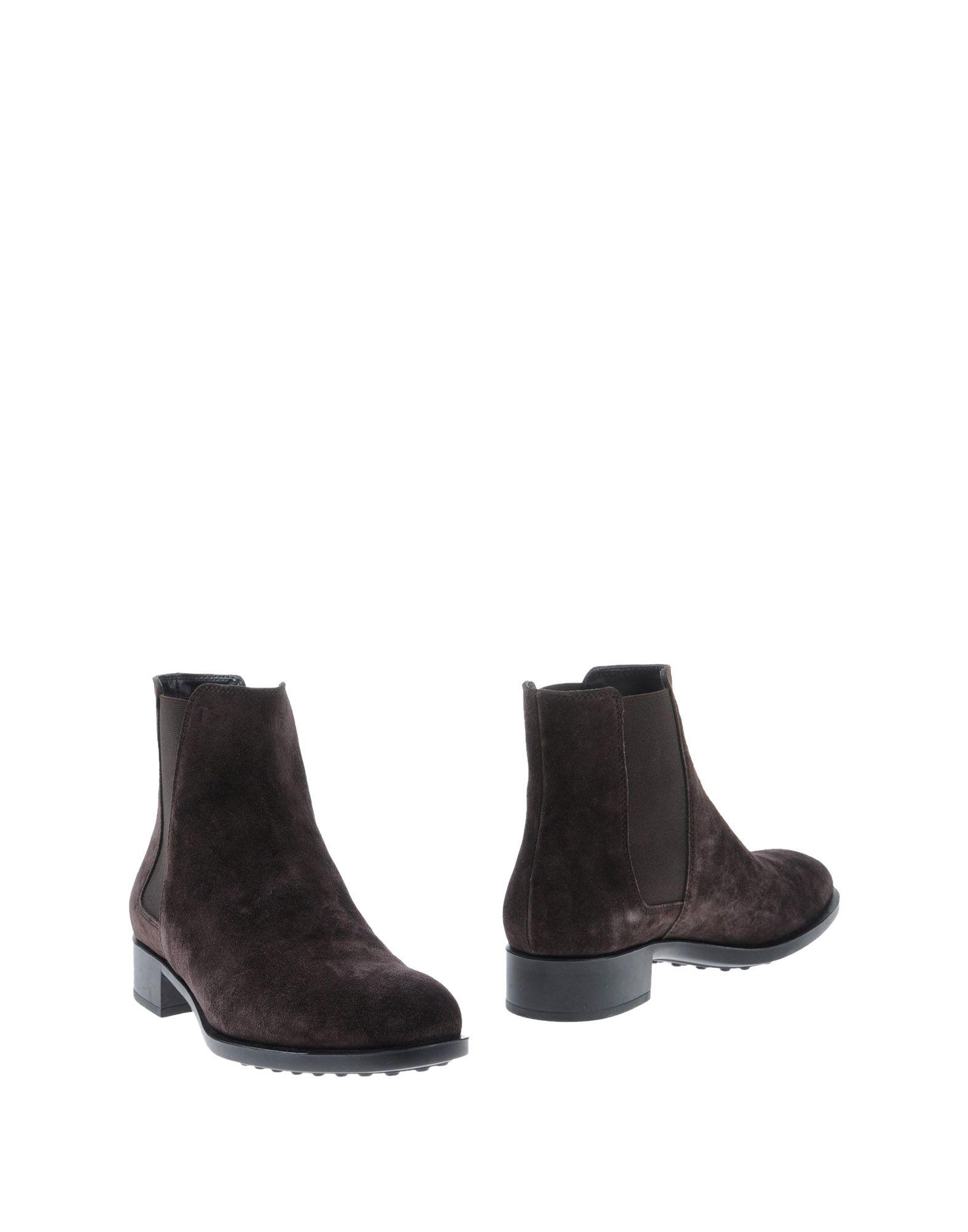 Tod's Stiefelette aussehende Damen  11033916KSGünstige gut aussehende Stiefelette Schuhe f442fe