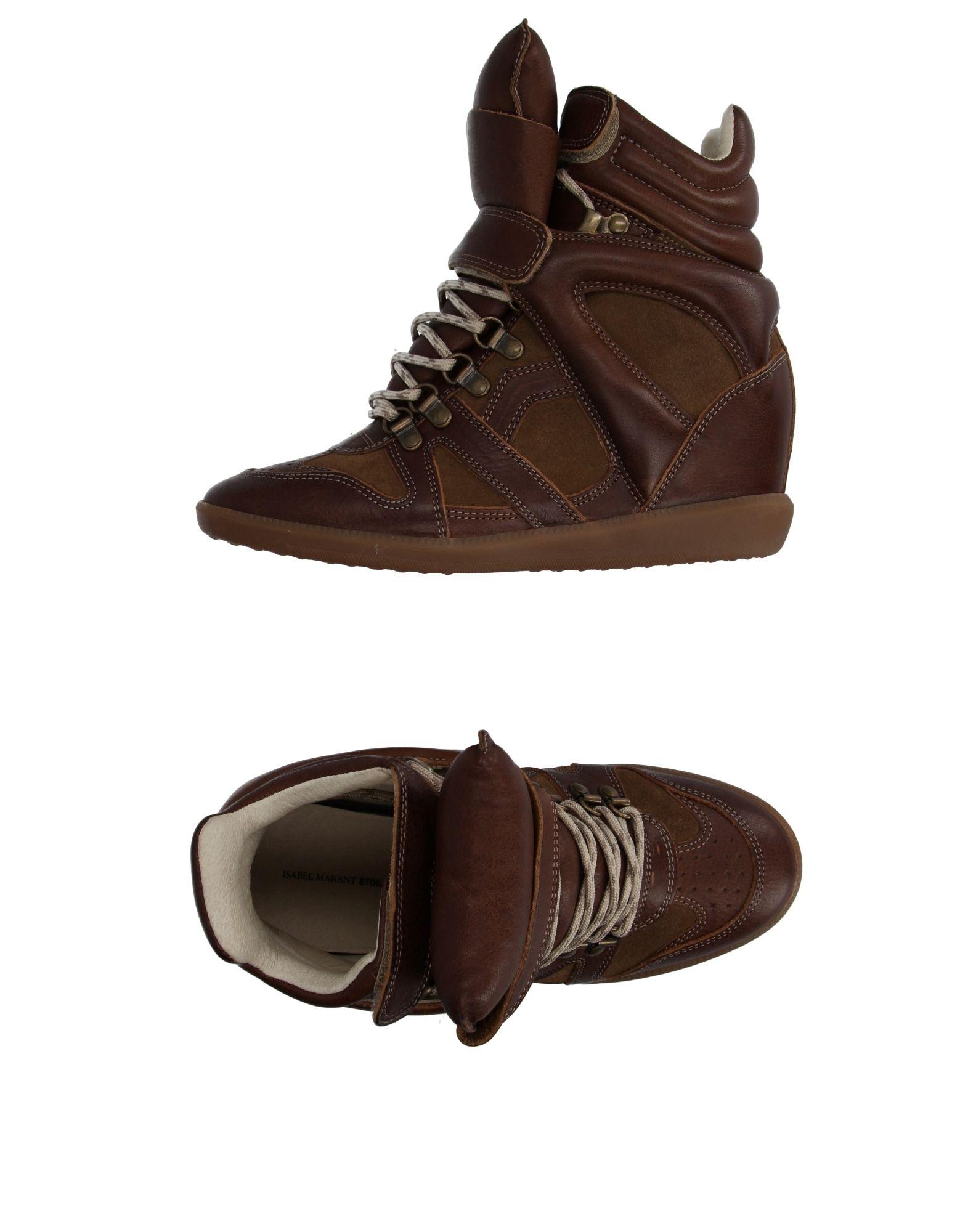 Rabatt Schuhe Isabel Marant Étoile Sneakers Damen  11033956XX