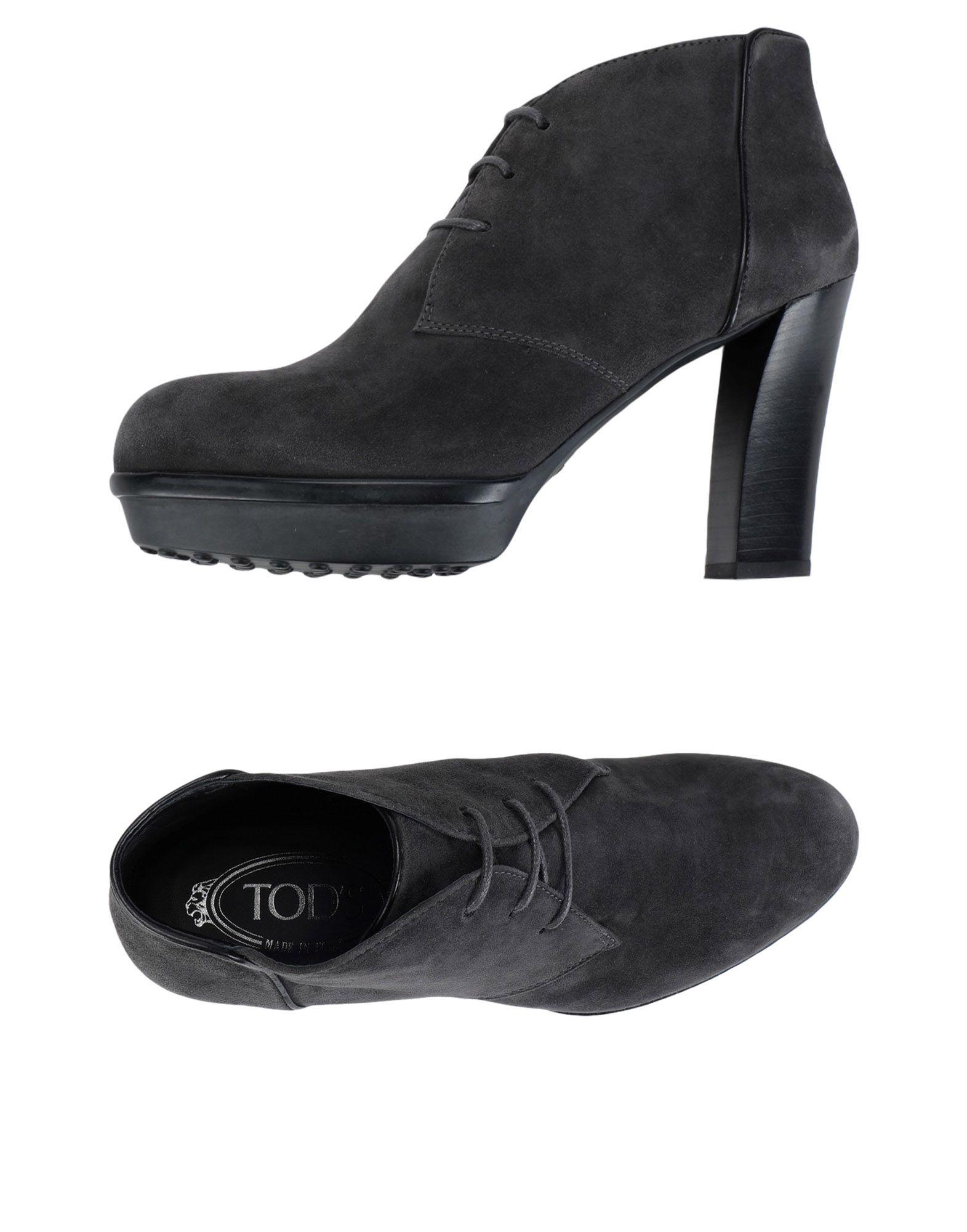 ce0544aa1a2 Παπούτσι Με Κορδόνια Tod's Γυναίκα - Παπούτσια Με Κορδόνια Tod's στο YOOX -  11033962OX