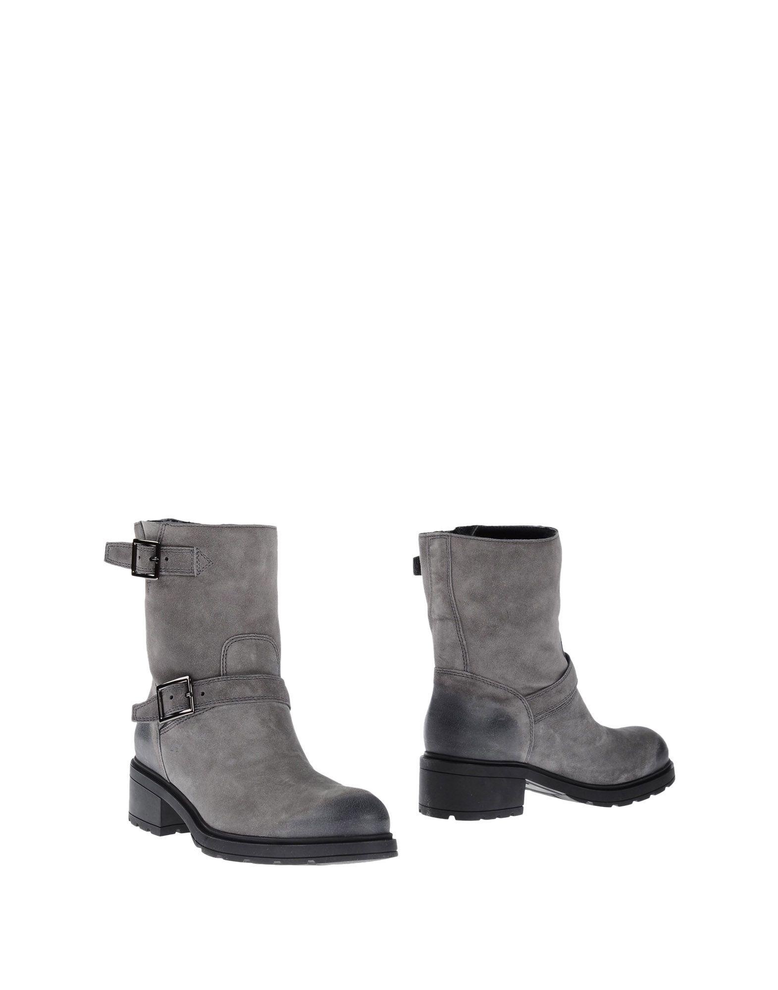 Rabatt Schuhe Hogan Stiefelette Damen  11034102OB