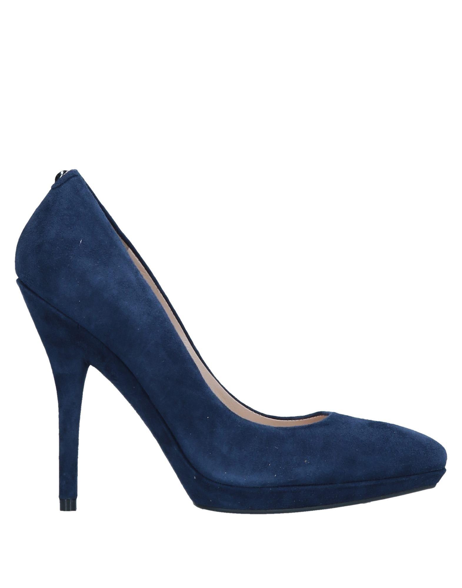 Escarpins Guess By Marciano Femme - Escarpins Guess By Marciano Bleu foncé Dernières chaussures discount pour hommes et femmes
