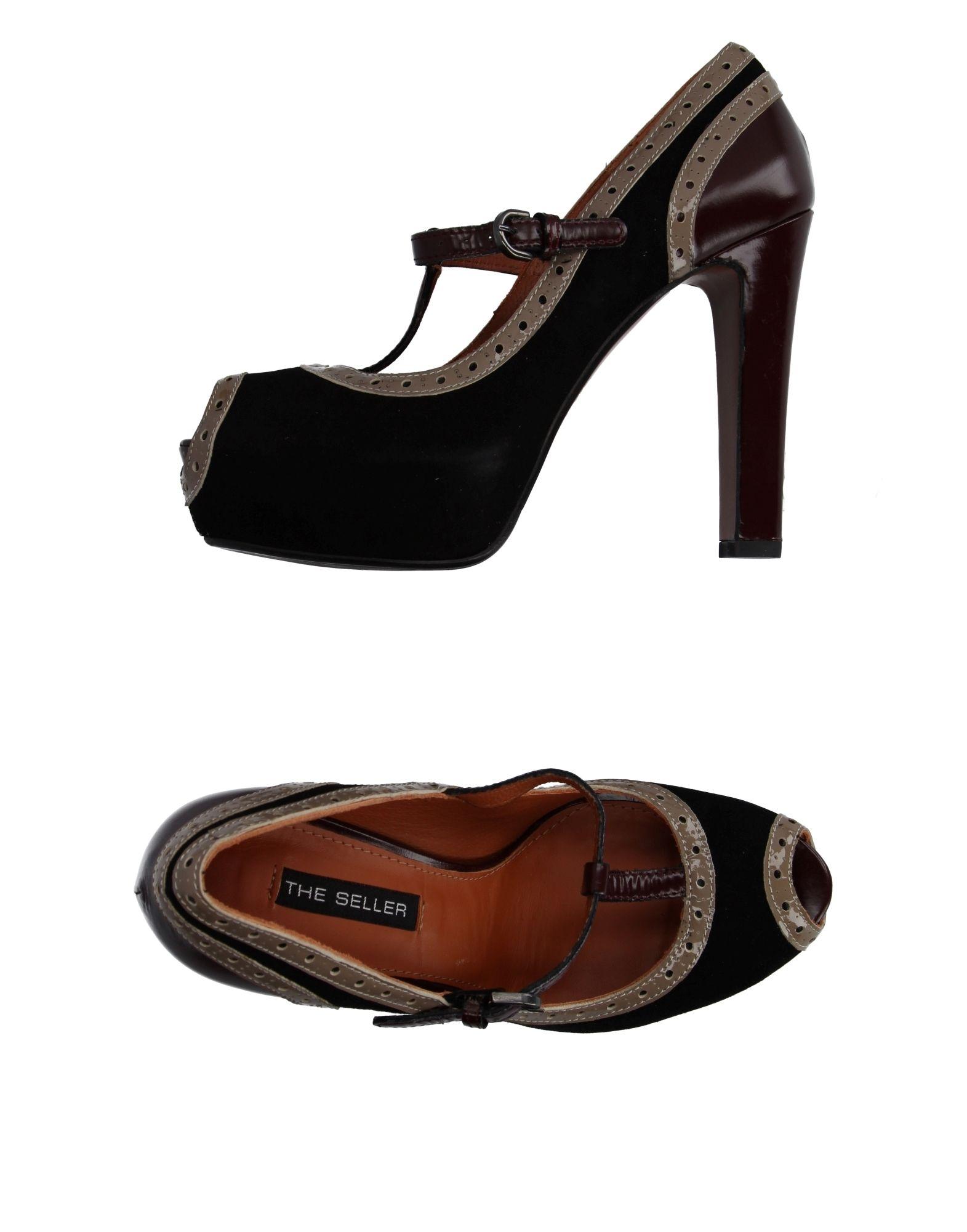 Gut um um um billige Schuhe zu tragenThe Seller Pumps Damen  11034332LK 53e18c