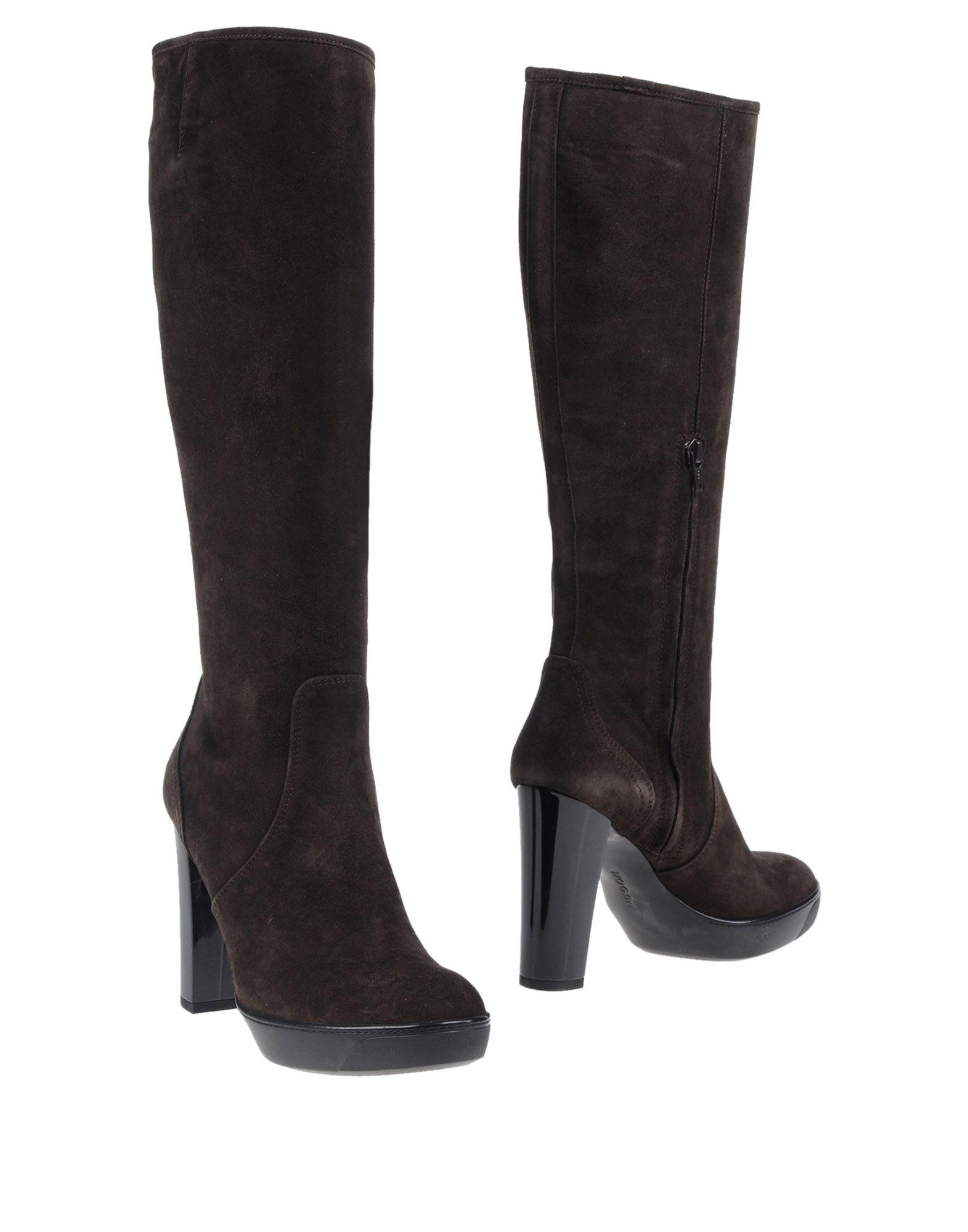 Hogan Stiefel Damen  11034804HCGut aussehende strapazierfähige Schuhe