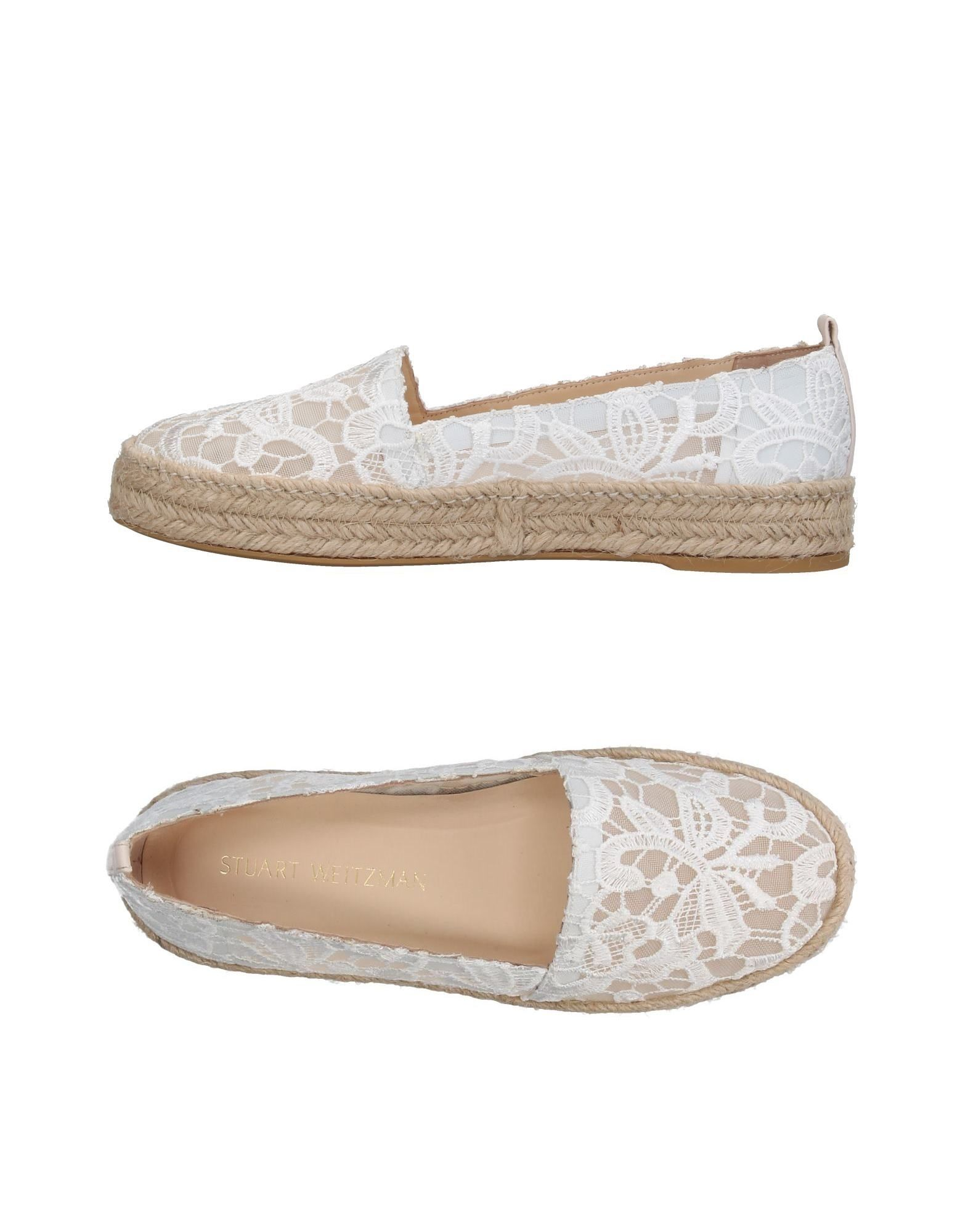 Stilvolle billige Schuhe Stuart Weitzman Espadrilles Damen  11035372EQ