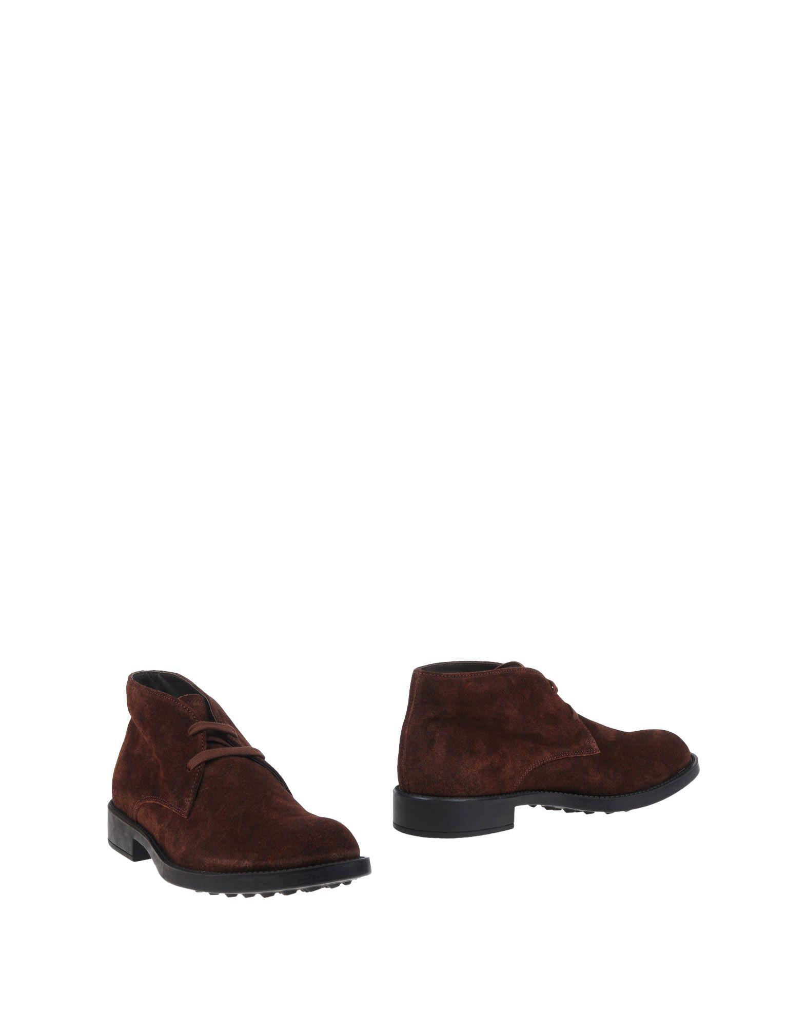 Günstige und modische Schuhe Tod's Stiefelette Herren  11035426KC