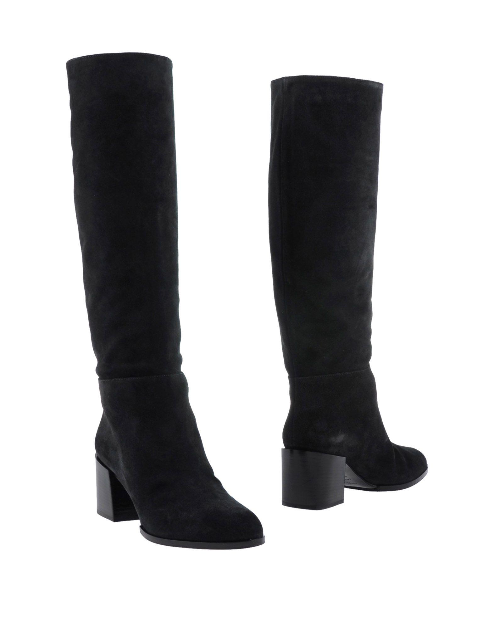Sergio Rossi Stiefel gut Damen  11035590GCGünstige gut Stiefel aussehende Schuhe 28d93e