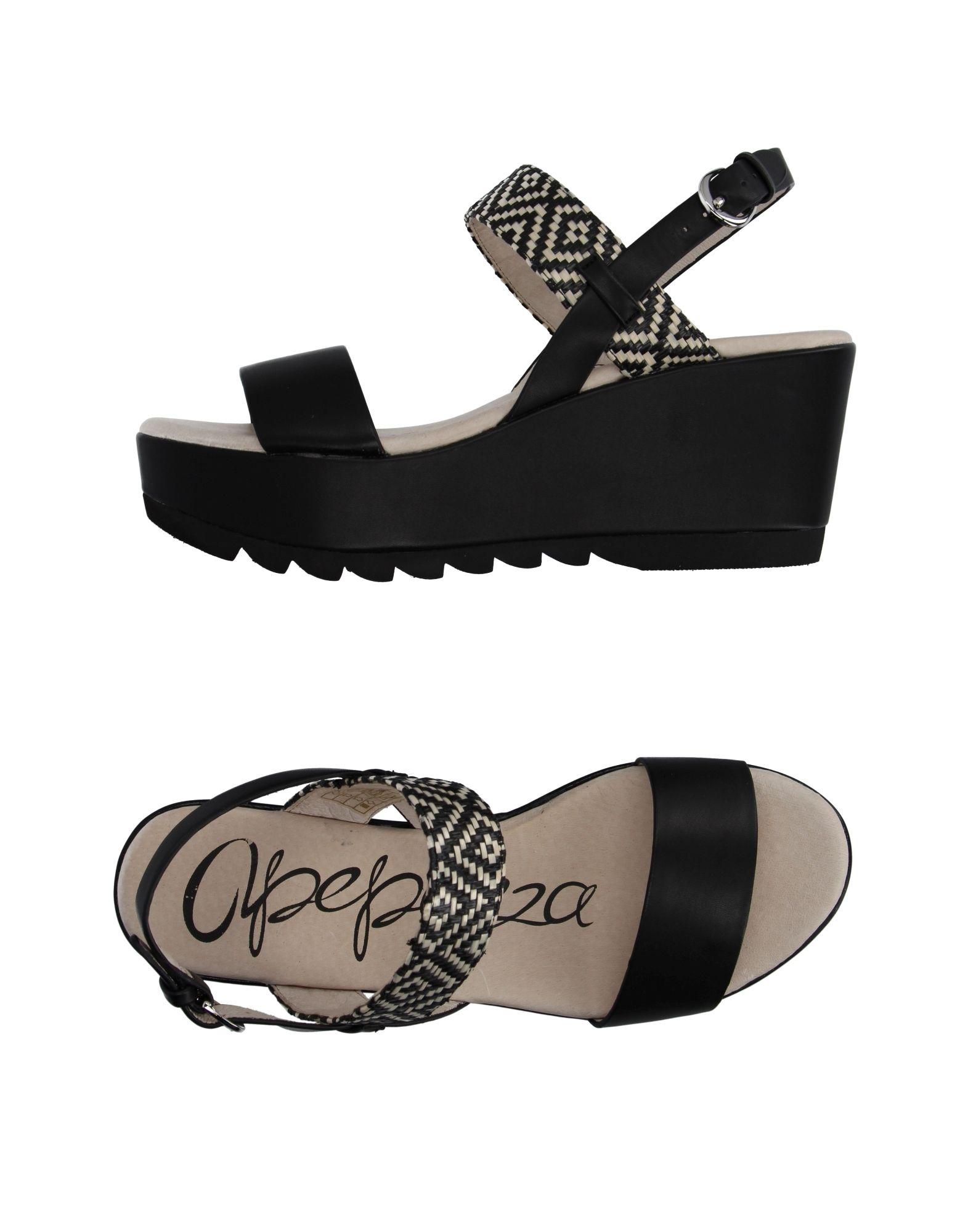 Apepazza Sandalen Damen  beliebte 11036173TU Gute Qualität beliebte  Schuhe 856515