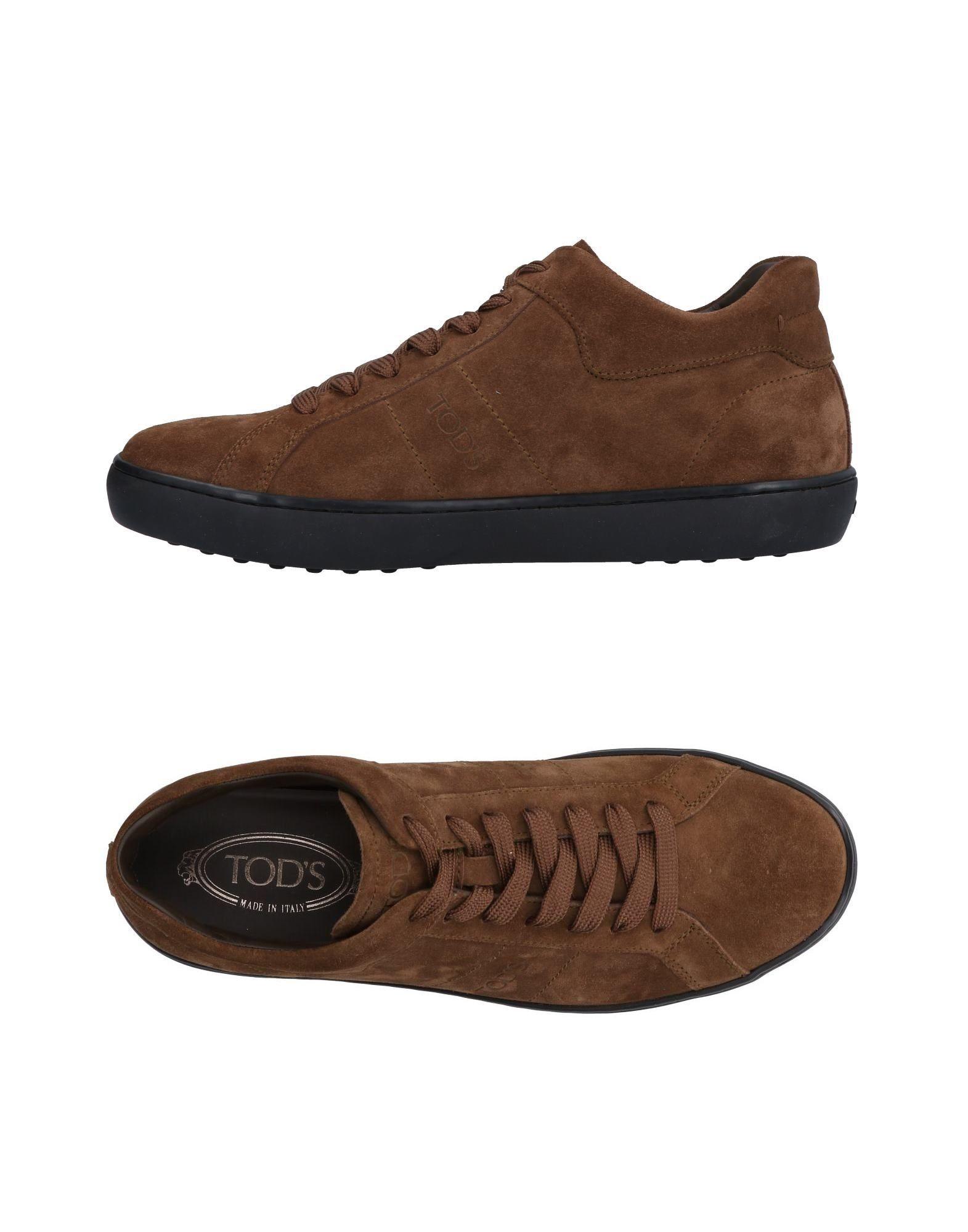 Tod's Sneakers Qualität Herren  11036213LK Gute Qualität Sneakers beliebte Schuhe cf2e48