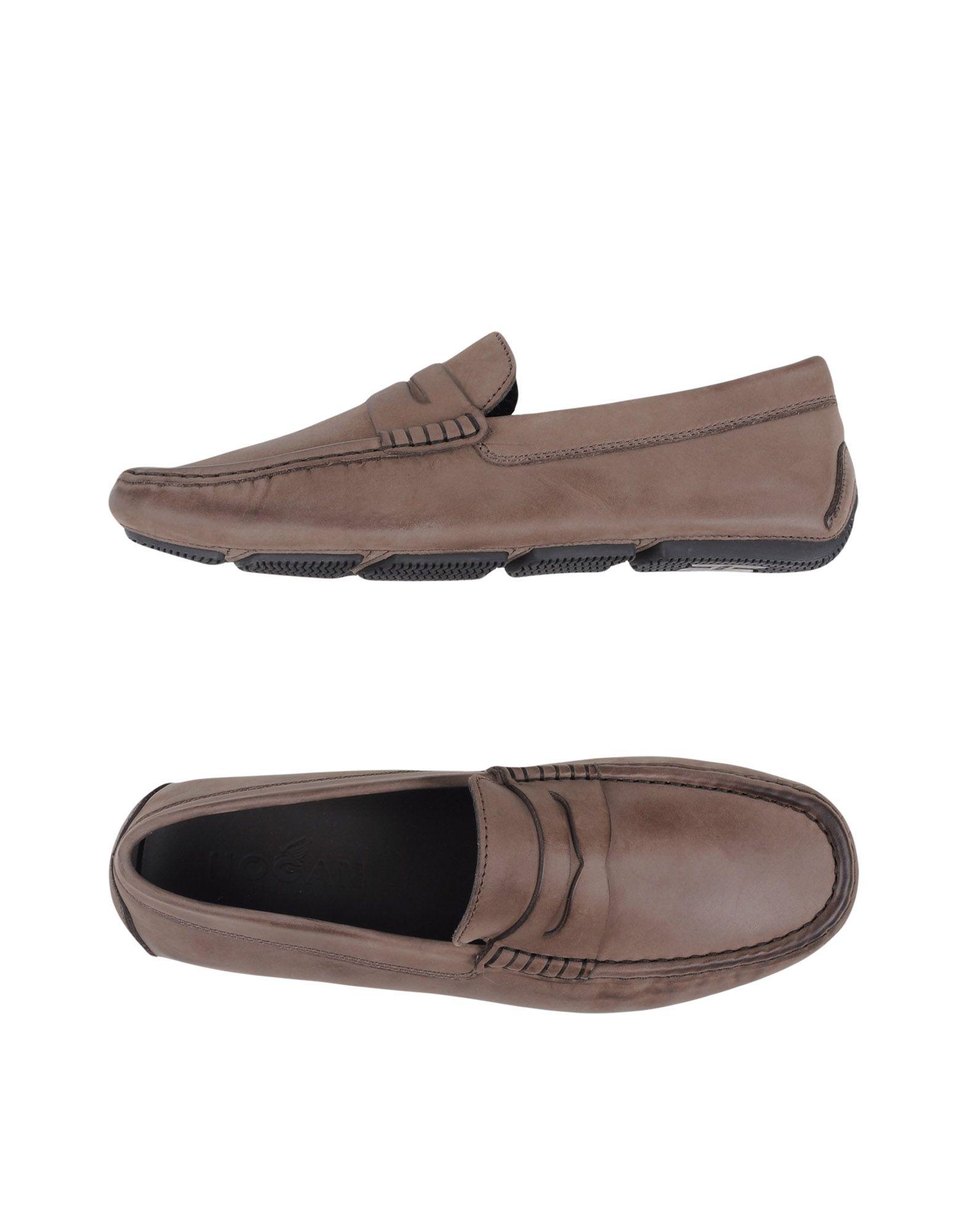 Günstige und modische Schuhe Hogan Mokassins Herren  11036450CM