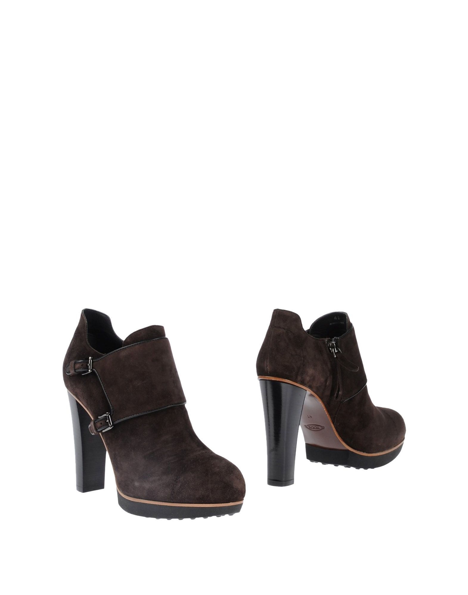 Tod's Stiefelette 11036512TDGünstige Damen  11036512TDGünstige Stiefelette gut aussehende Schuhe cf2a61