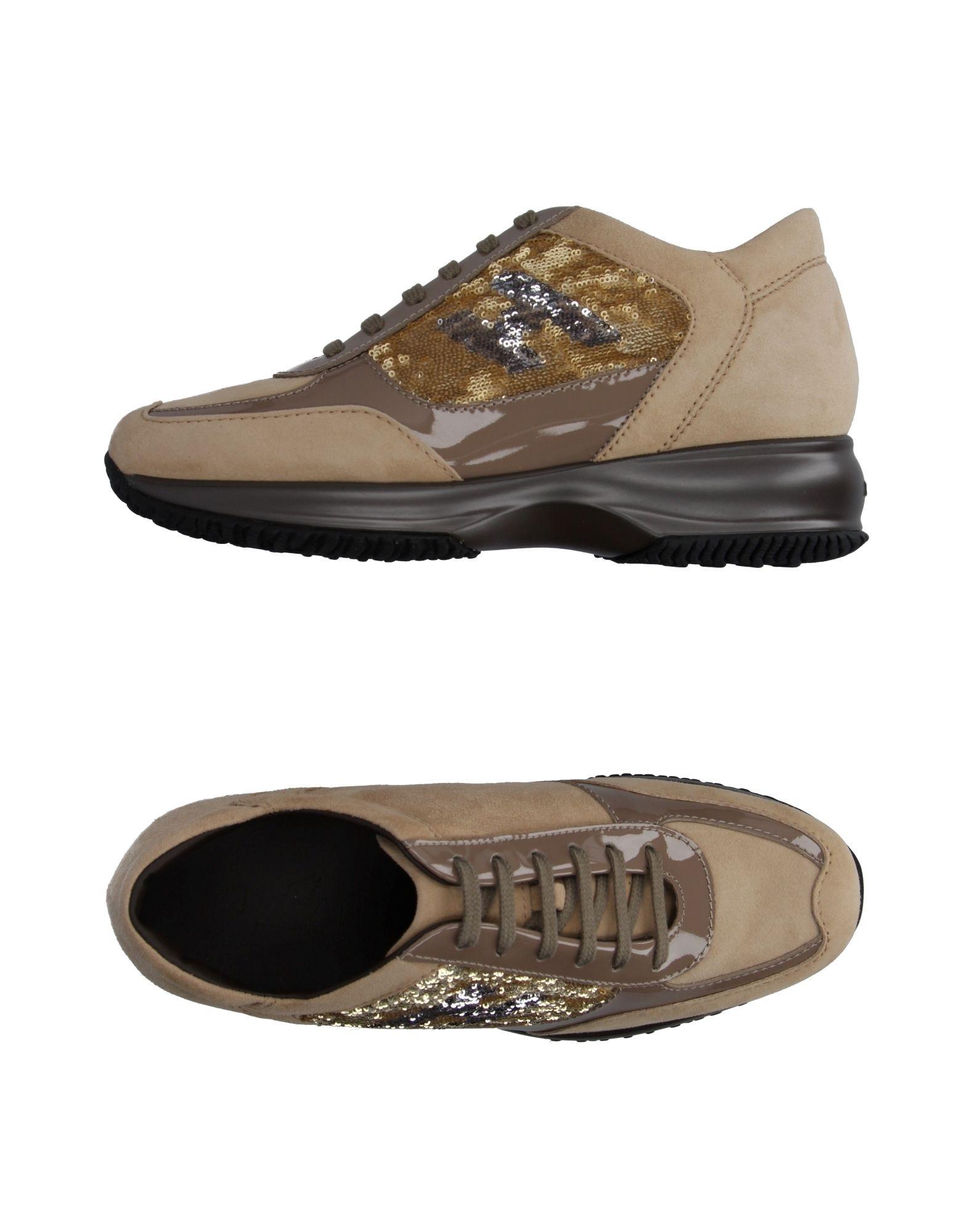 Rabatt Schuhe Hogan Sneakers Damen  11036599MR