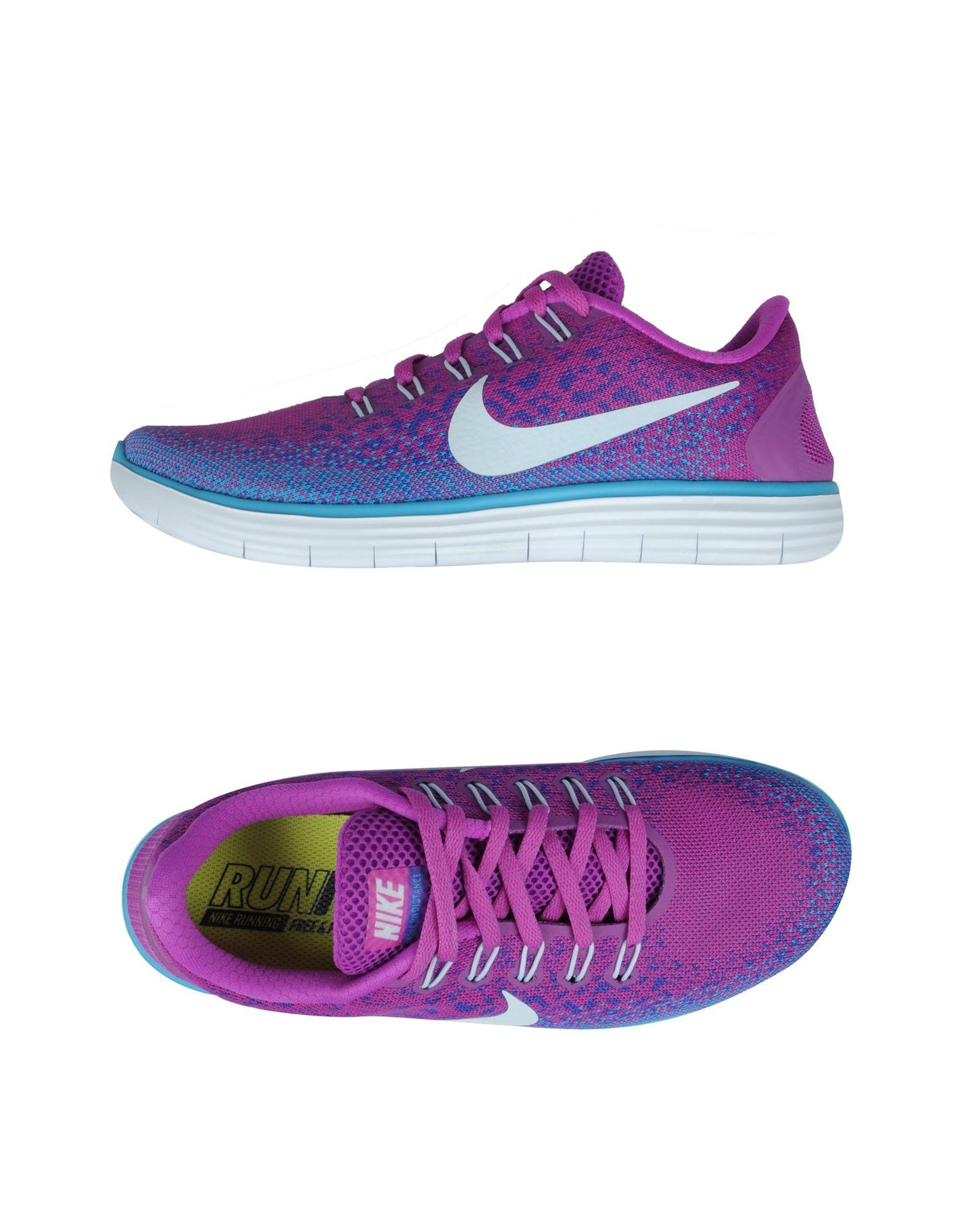 Sneakers Nike Wmns Nike Free Rn Distance - Femme - Sneakers Nike sur