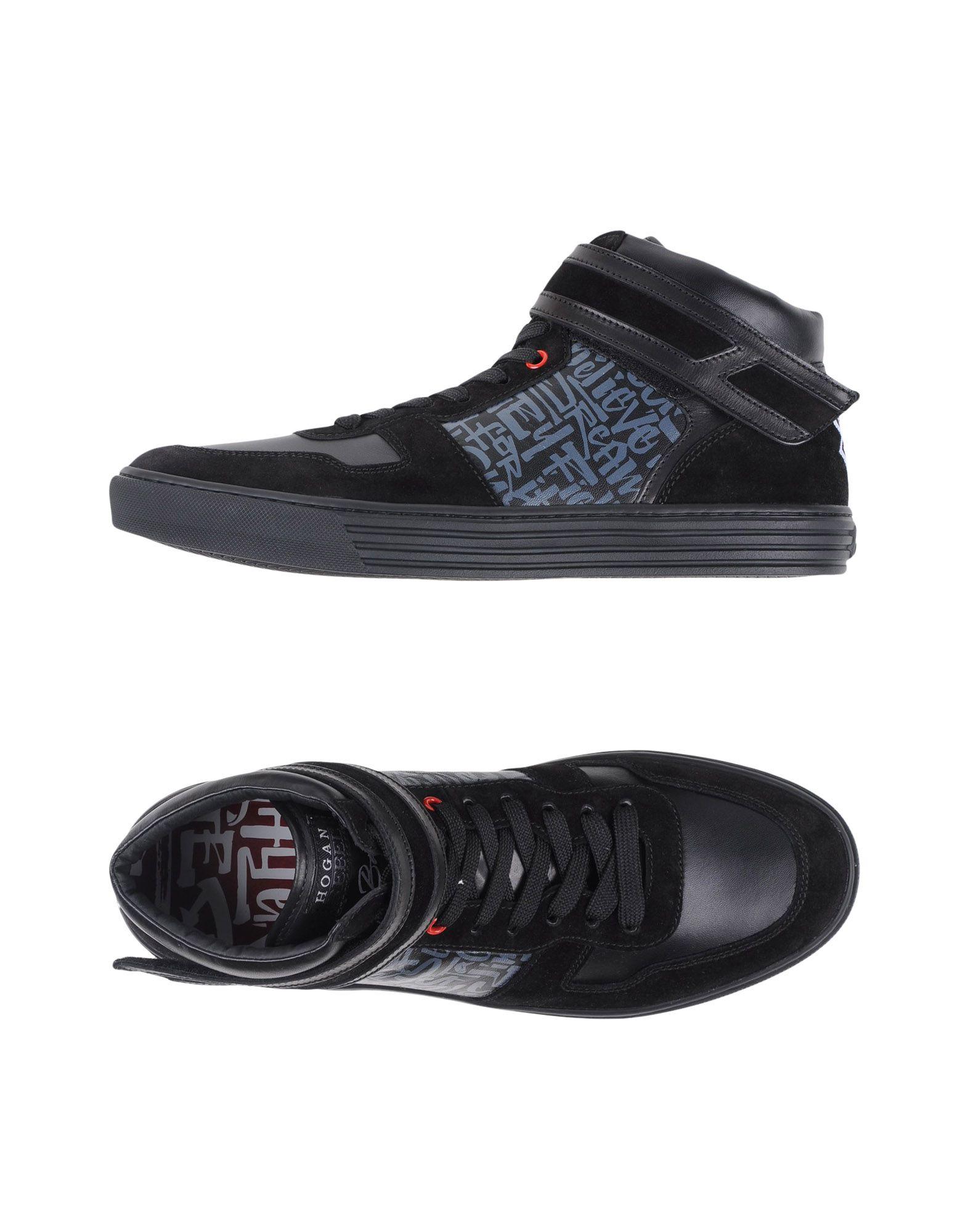 Hogan Rebel Sneakers Herren Herren Sneakers  11036885CU 01ebdf