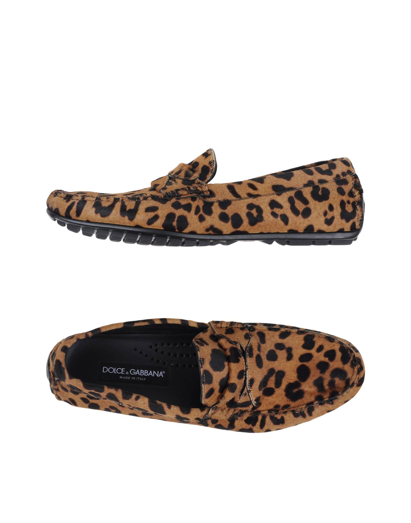 Dolce & Gabbana Mokassins Herren  11037025WE
