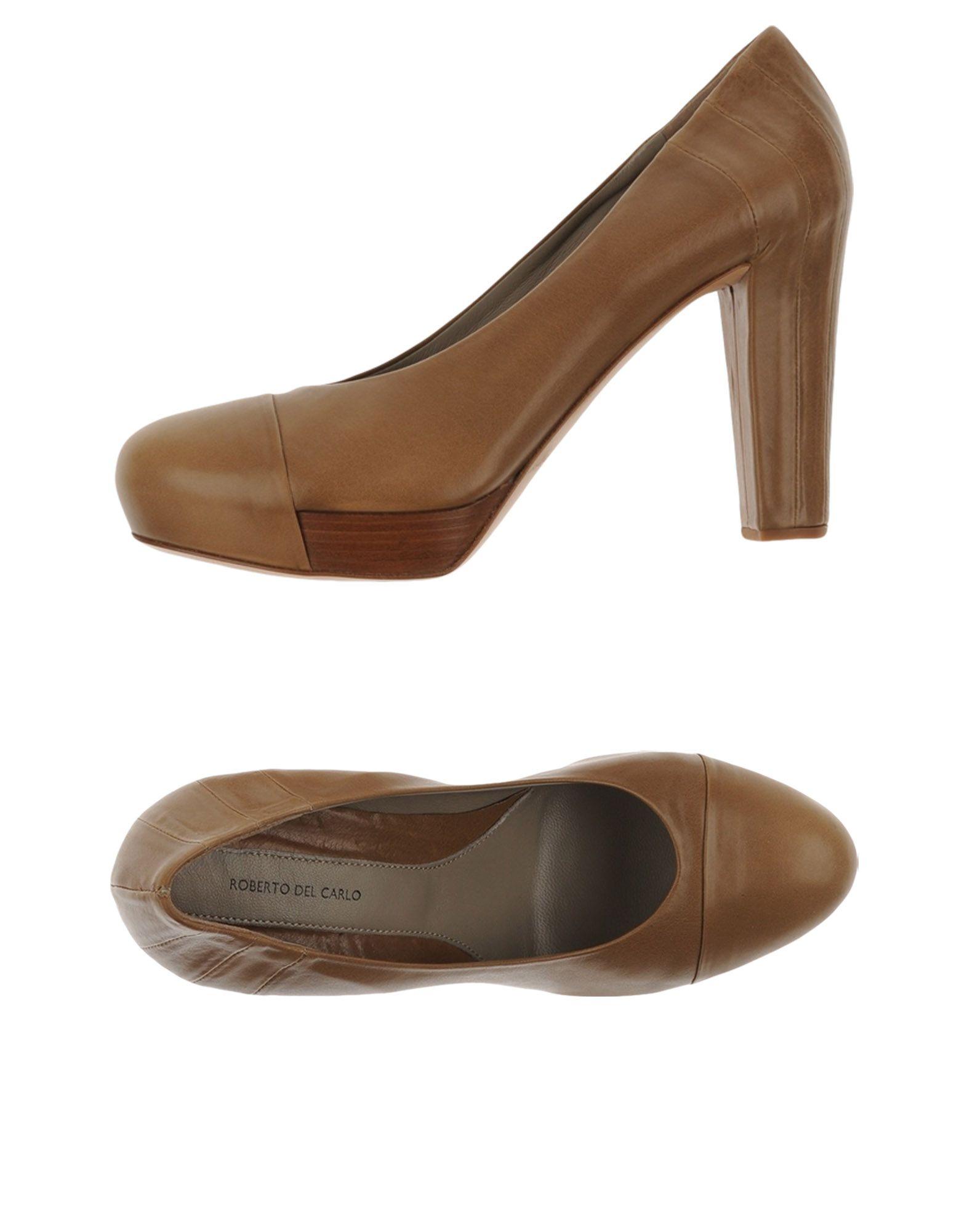 Stilvolle billige Pumps Schuhe Roberto Del Carlo Pumps billige Damen  11037405BK 787d99
