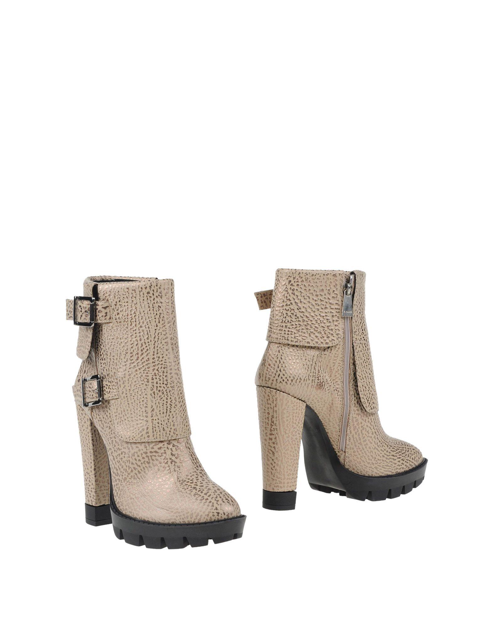 Pinko Stiefelette Damen  11037580TM Gute Qualität beliebte Schuhe