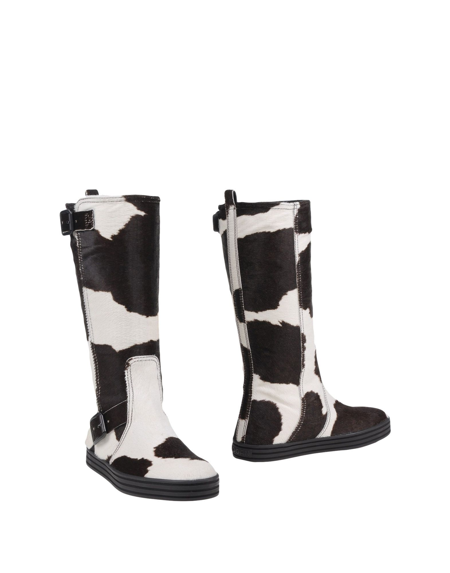 Hogan Rebel Stiefel Damen  11038066QG Neue Schuhe
