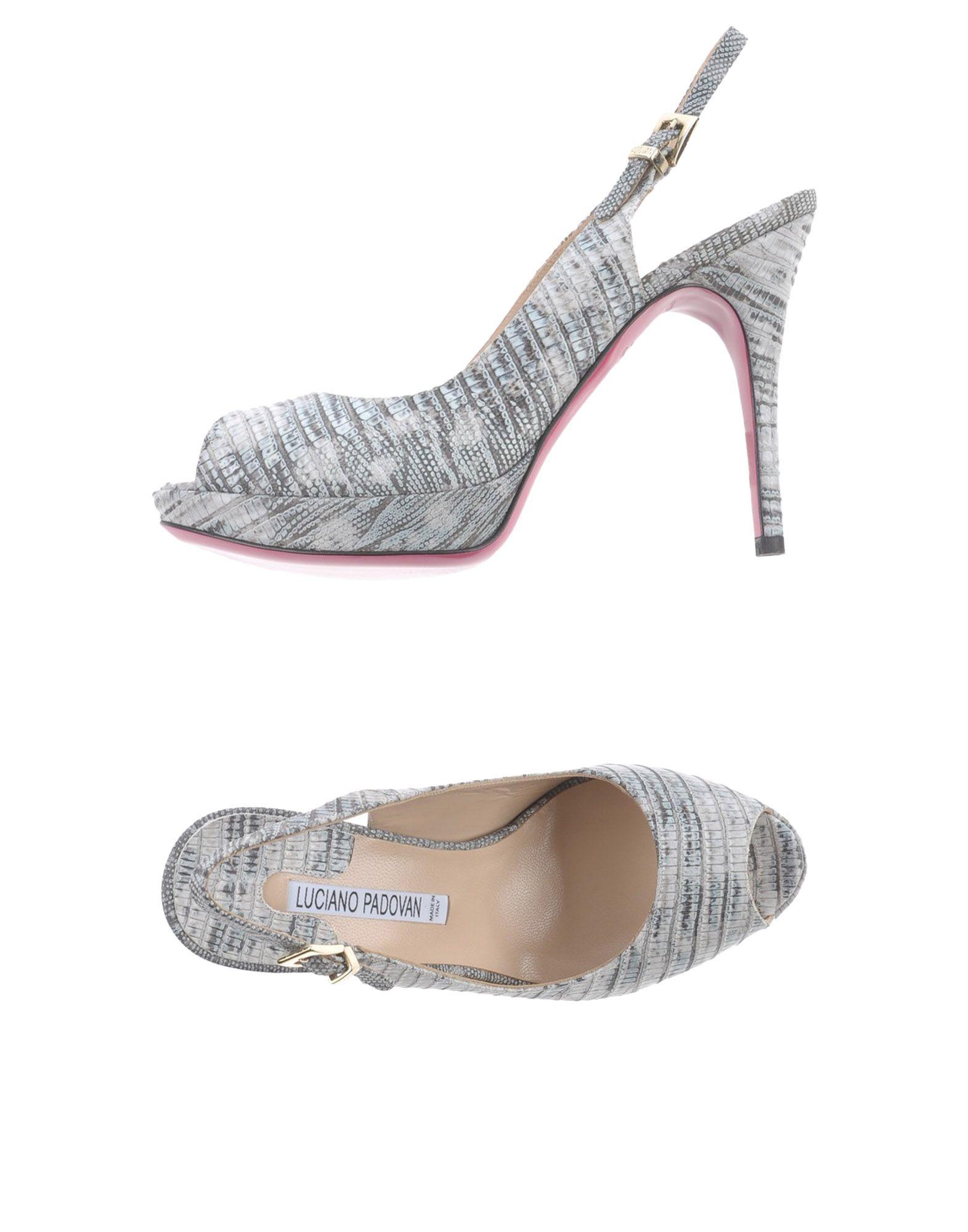 Stilvolle billige Damen Schuhe Luciano Padovan Sandalen Damen billige  11039291LV f08eb2