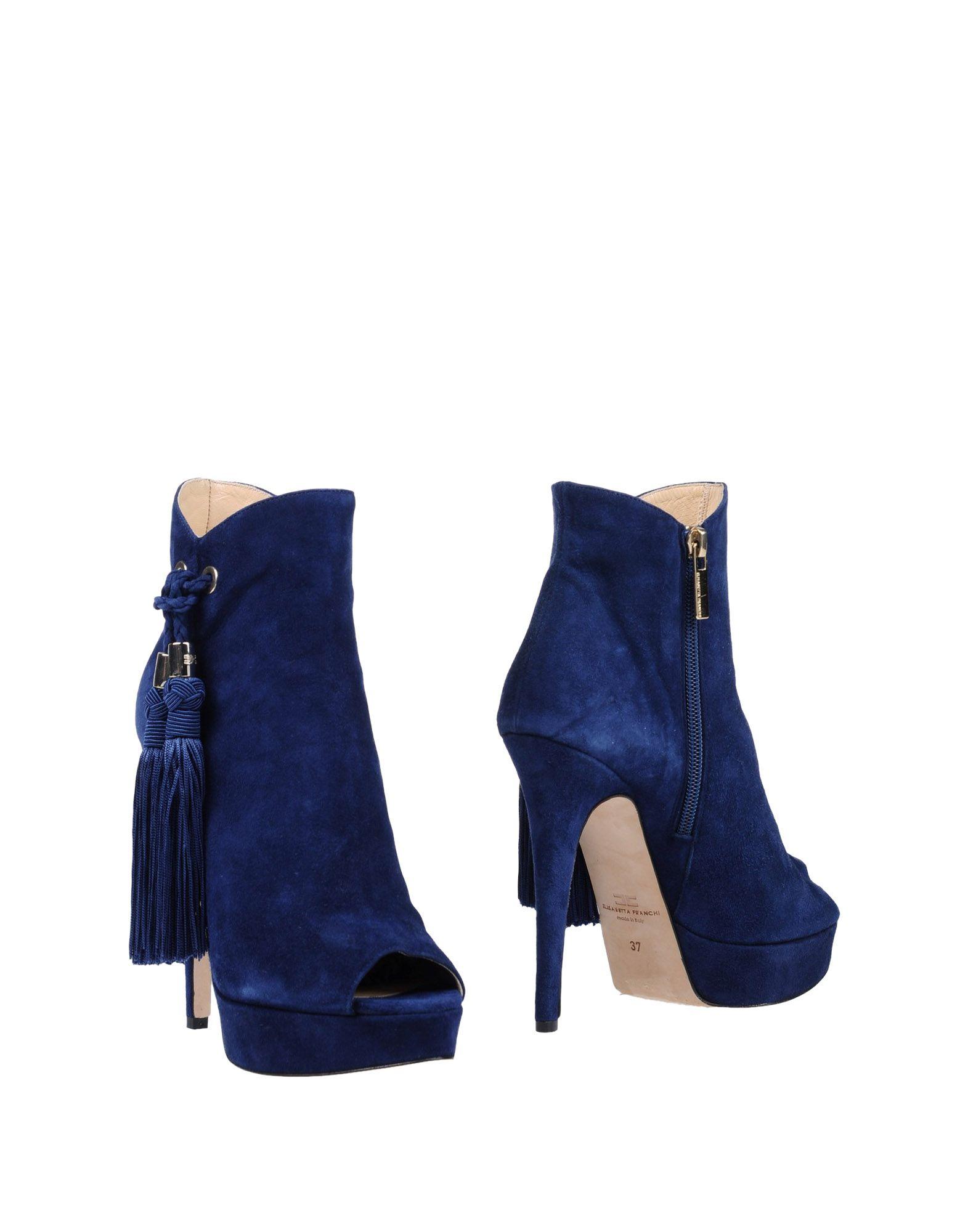 Elisabetta Franchi Ankle Boot Ankle - Women Elisabetta Franchi Ankle Boot Boots online on  United Kingdom - 11039340DO cb7ae0