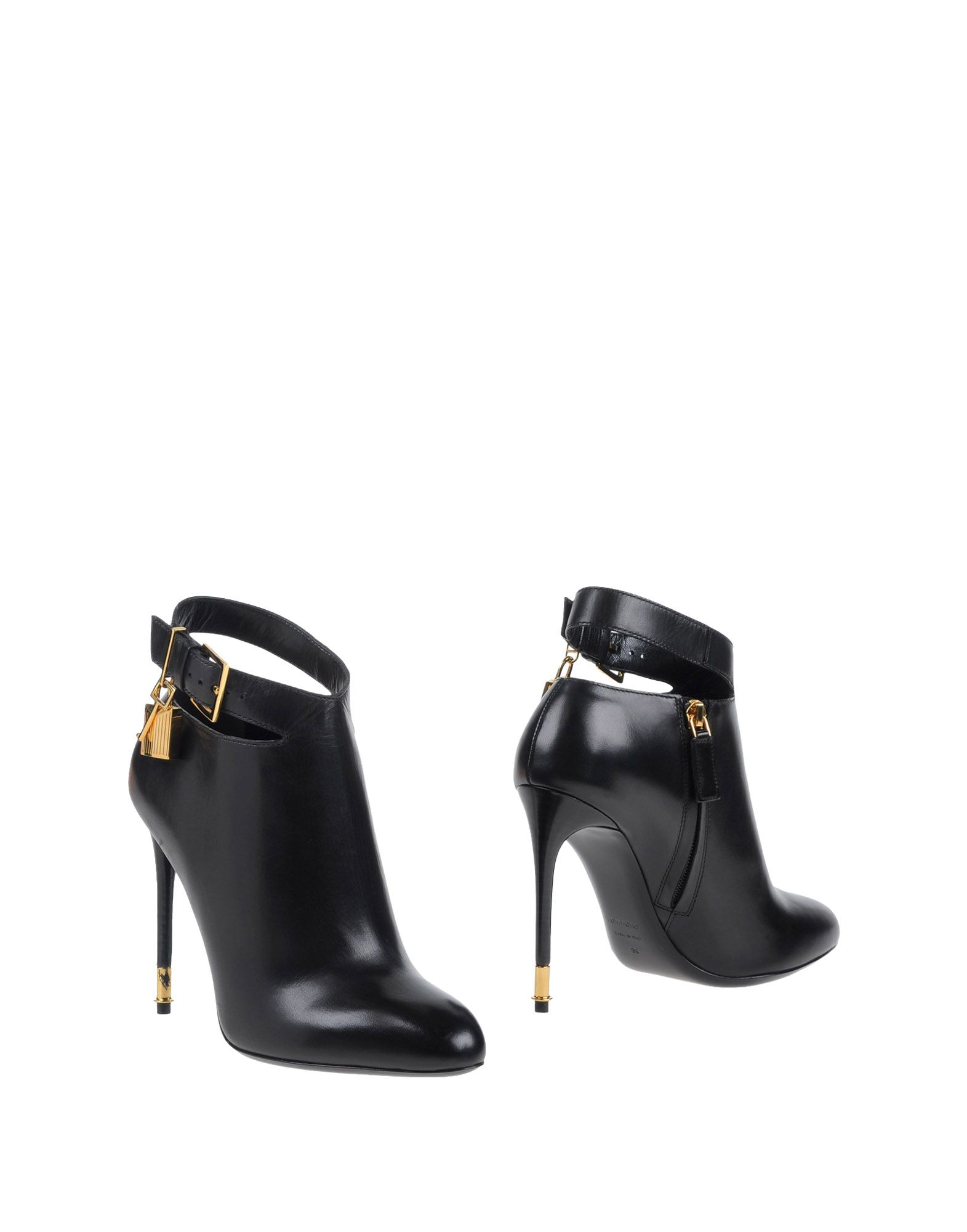 Tom Ford Tom Ankle Boot - Women Tom Ford Ford Ankle Boots online on  Canada - 11039413CN 8d5a93