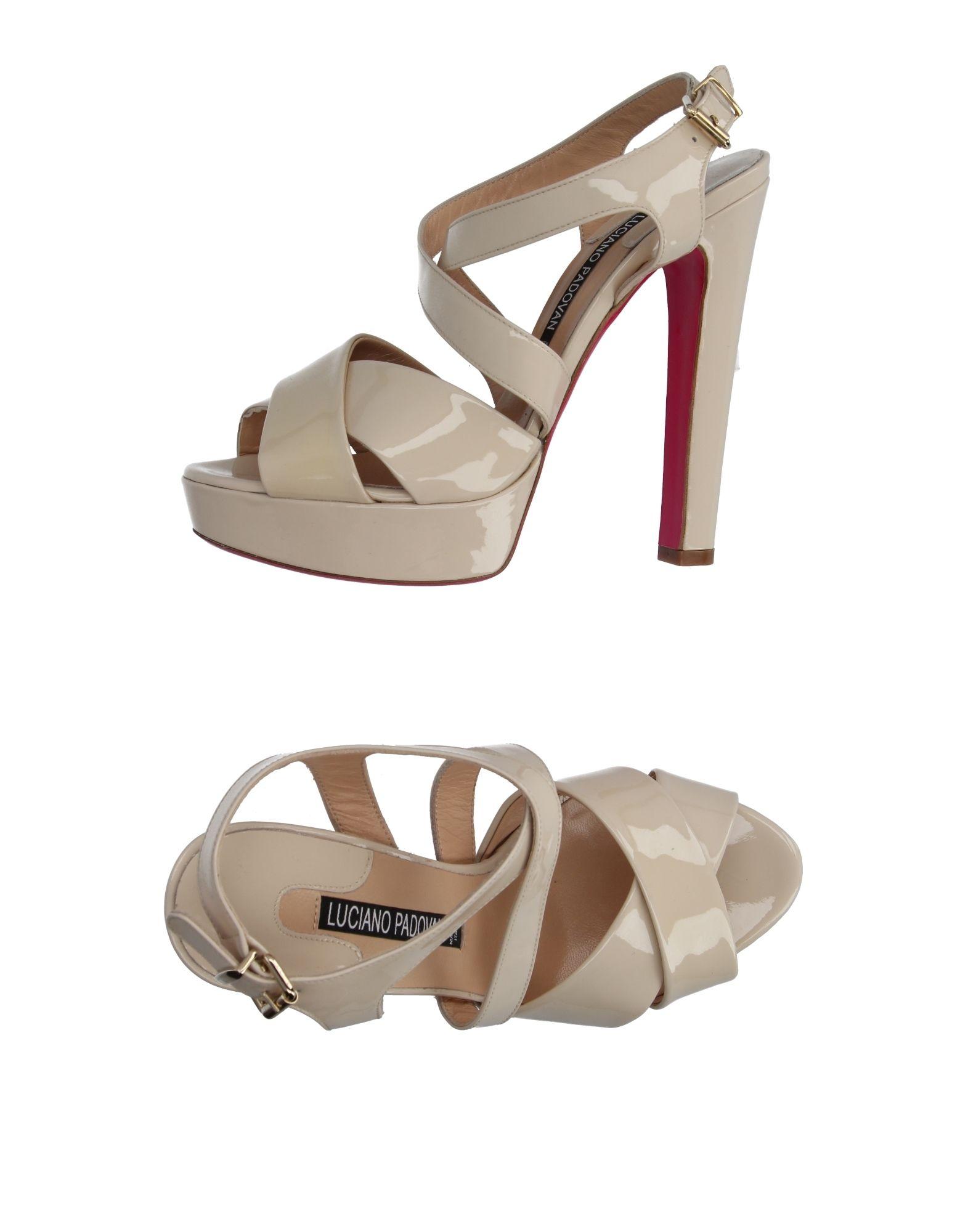 Gut tragenLuciano um billige Schuhe zu tragenLuciano Gut Padovan Sandalen Damen  11039414BQ 32d554