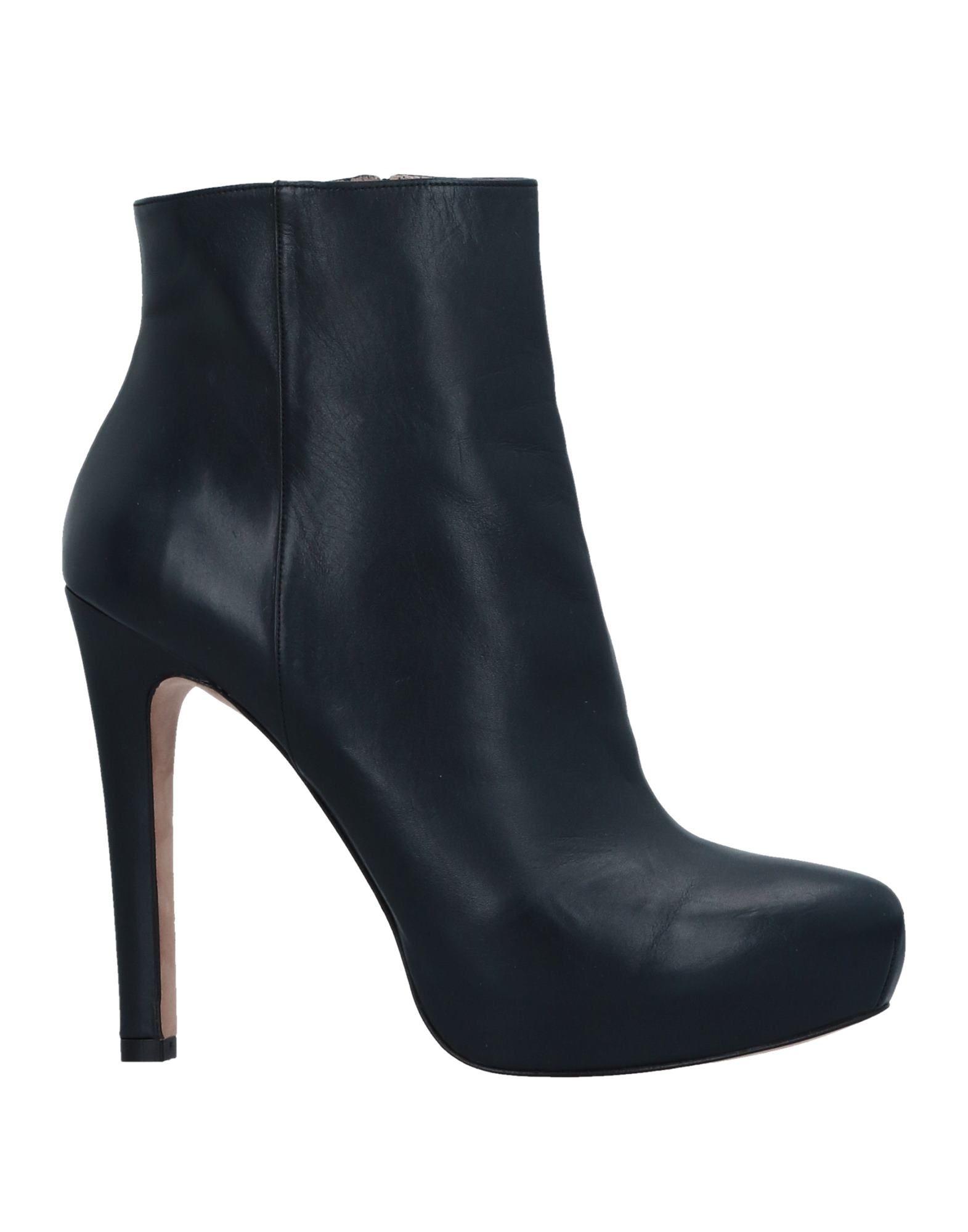 Stilvolle billige Schuhe Pura López Stiefelette Damen  11039524PS