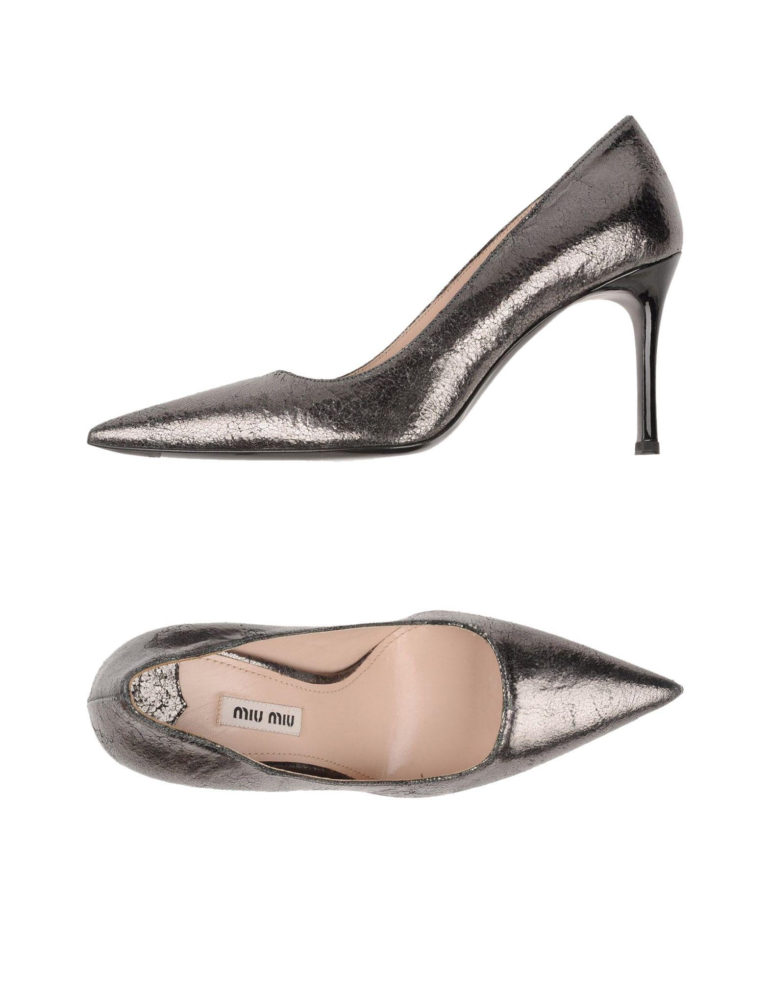 Miu Miu 11039781FLGünstige Pumps Damen  11039781FLGünstige Miu gut aussehende Schuhe 665935